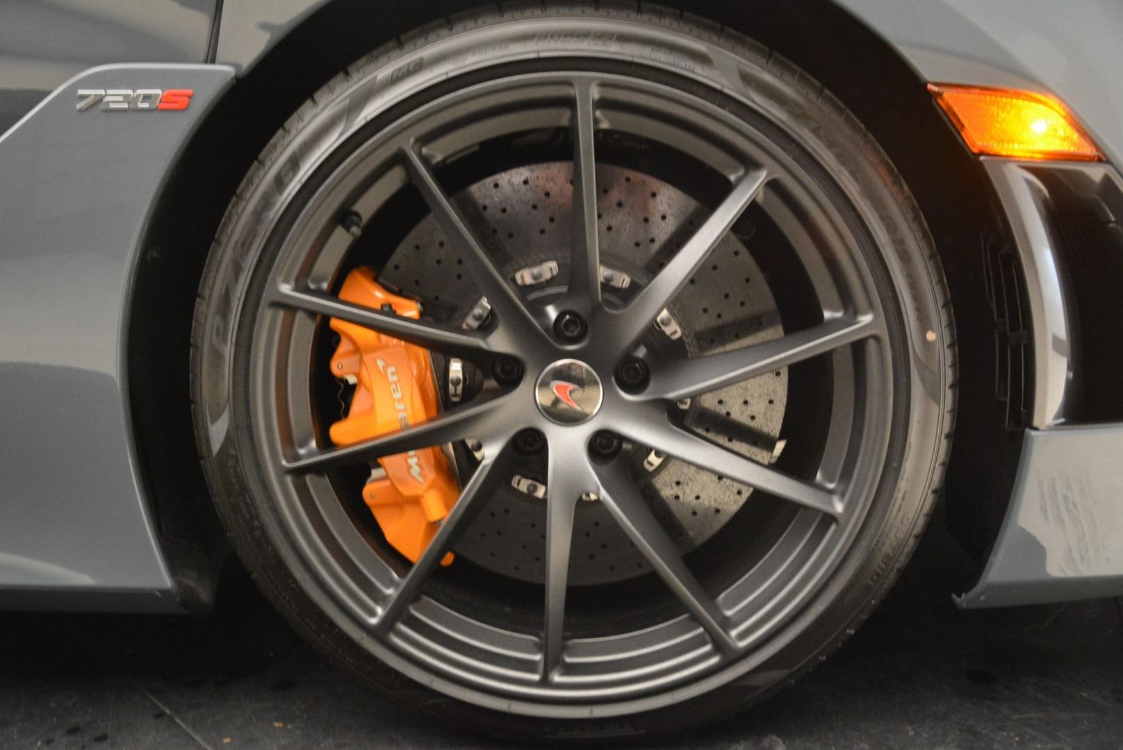Used 2018 McLaren 720S Coupe For Sale In Westport, CT 3205_p22