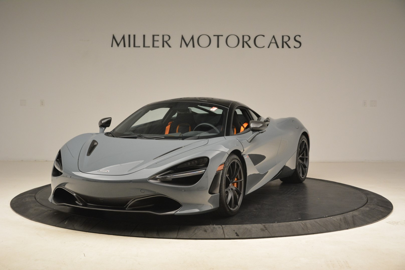Used 2018 McLaren 720S Coupe For Sale In Westport, CT 3205_p2