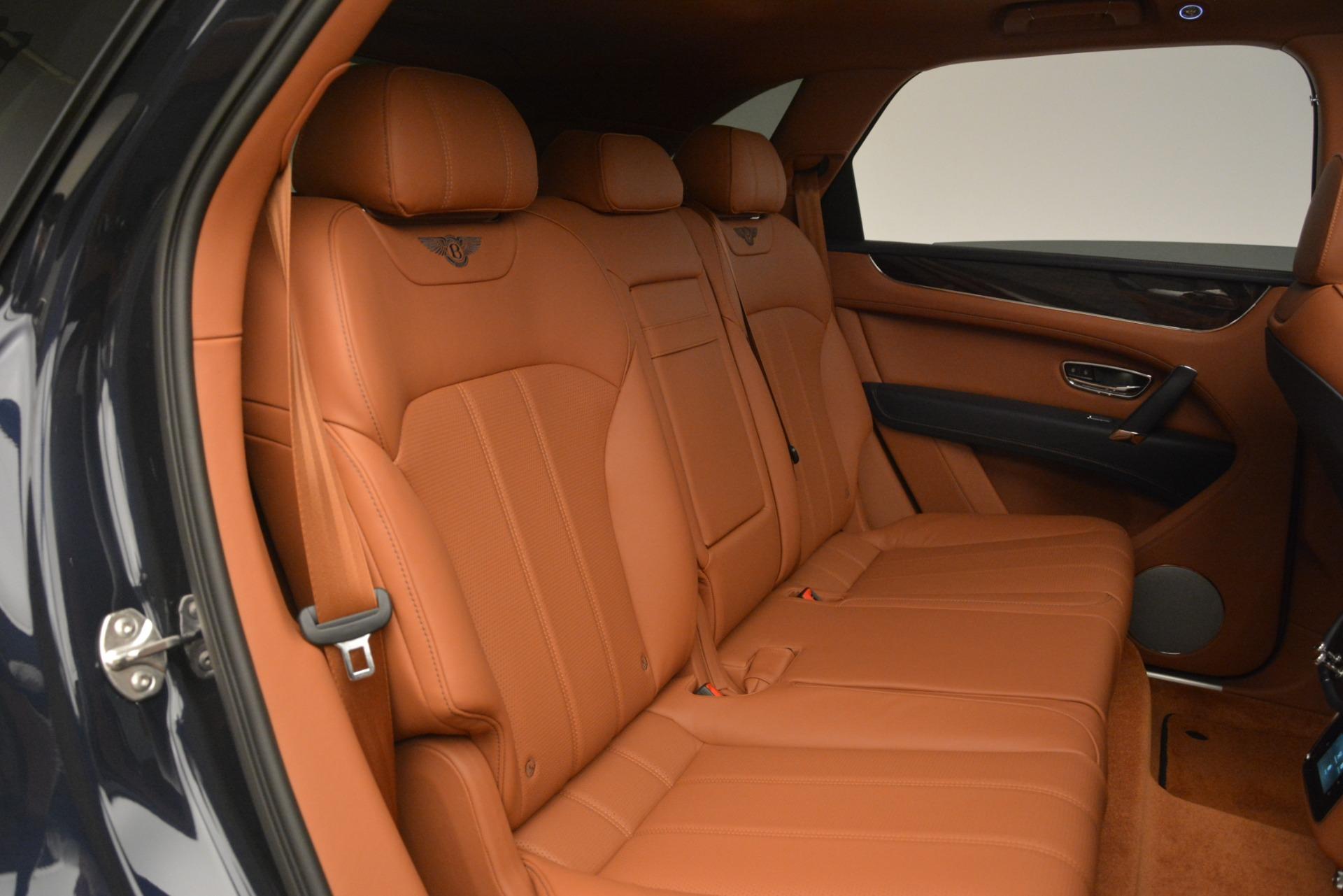 New 2019 Bentley Bentayga V8 For Sale In Westport, CT 3207_p26