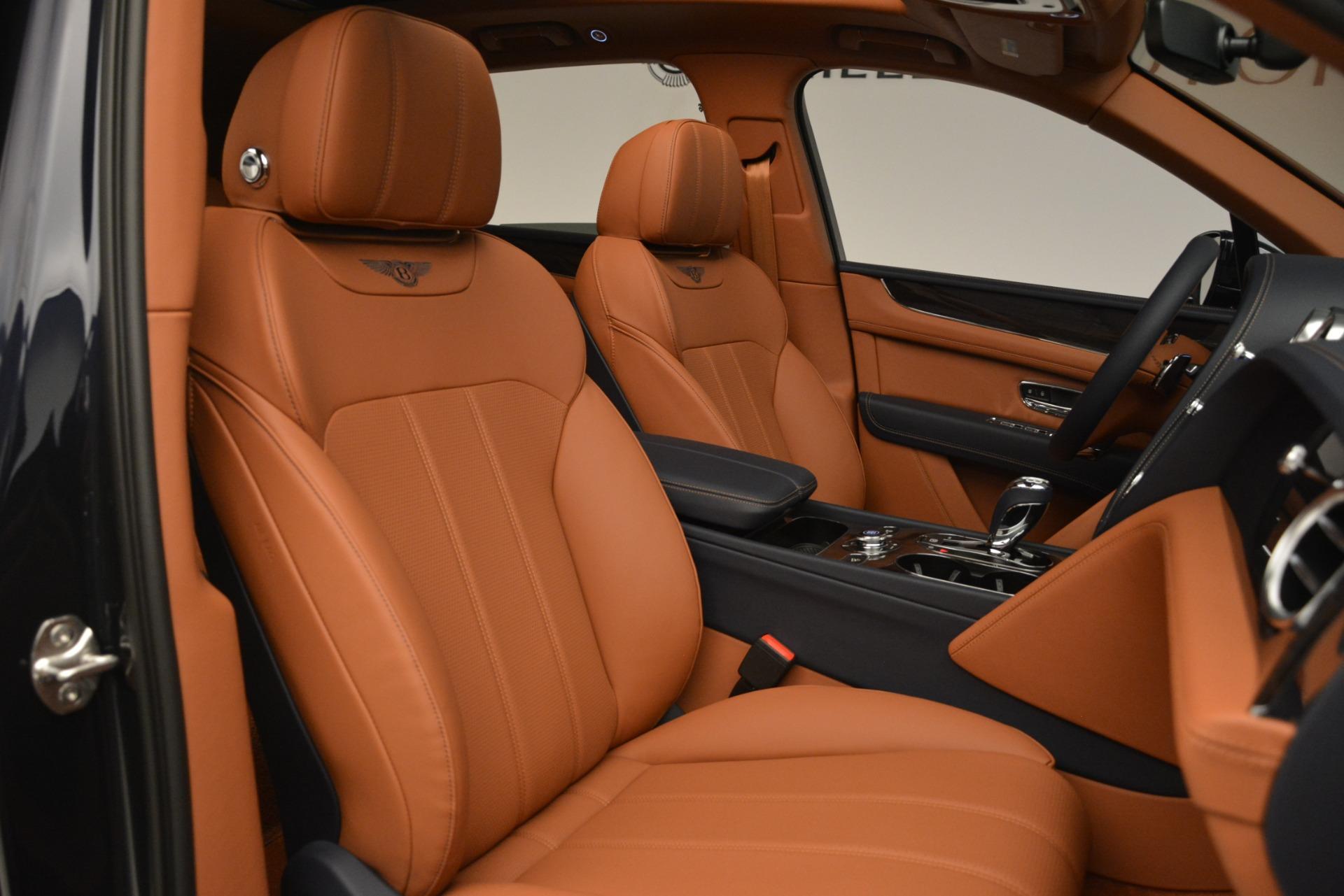 New 2019 Bentley Bentayga V8 For Sale In Westport, CT 3207_p29