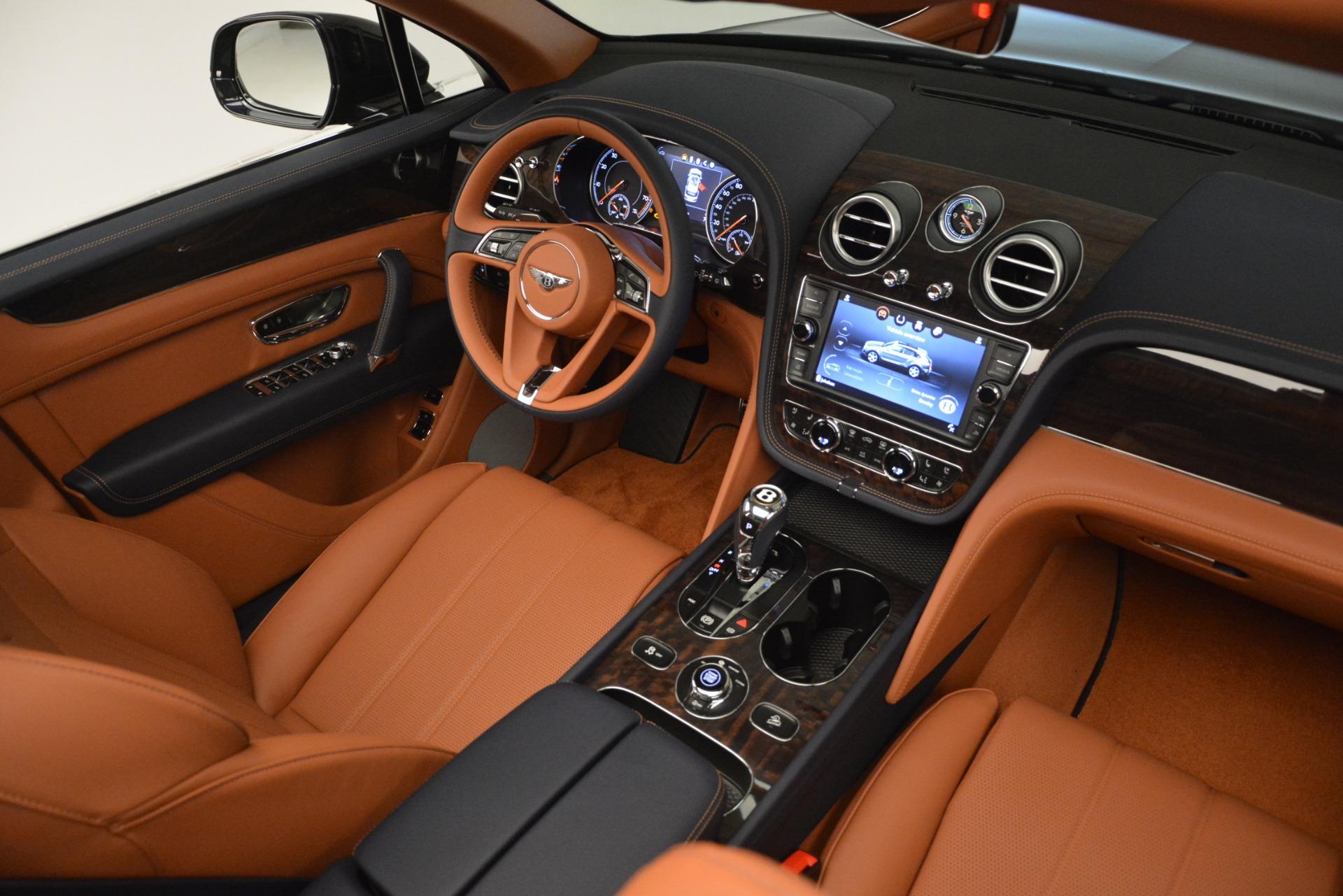 New 2019 Bentley Bentayga V8 For Sale In Westport, CT 3207_p30