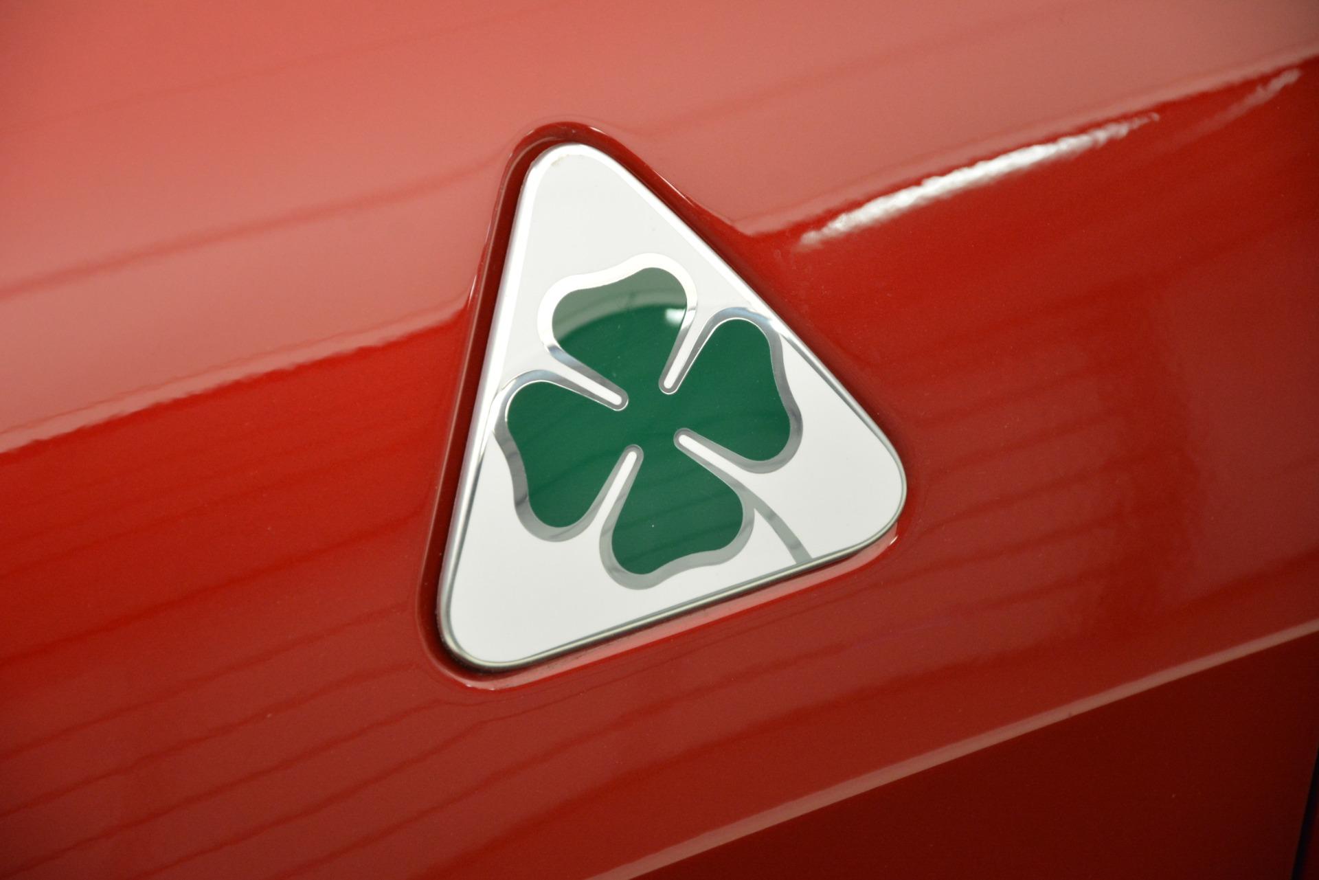 New 2019 Alfa Romeo Giulia Quadrifoglio For Sale In Westport, CT 3208_p35