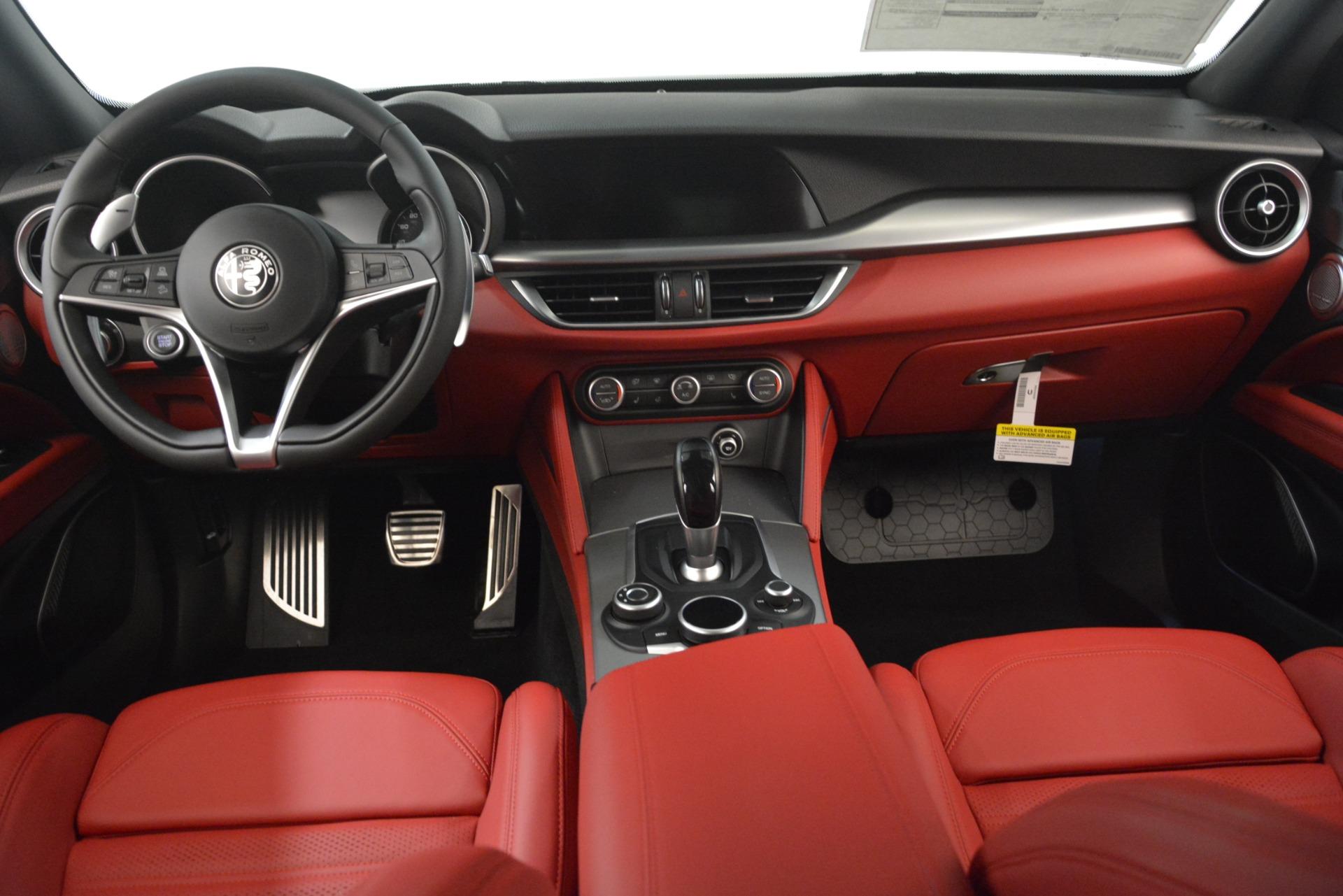 New 2019 Alfa Romeo Stelvio Ti Sport Q4 For Sale In Westport, CT 3209_p16