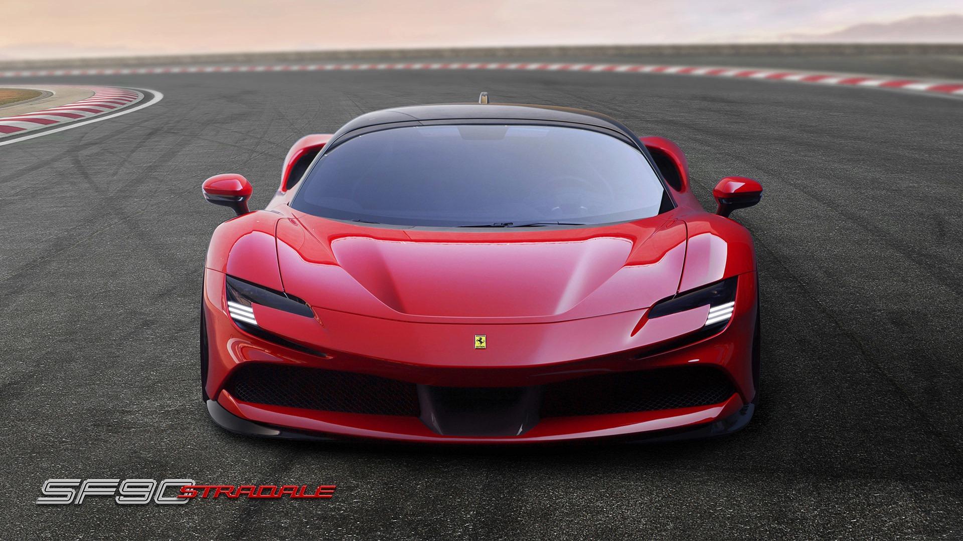 New 2020 Ferrari SF90 Stradale  For Sale In Westport, CT 3211_p2