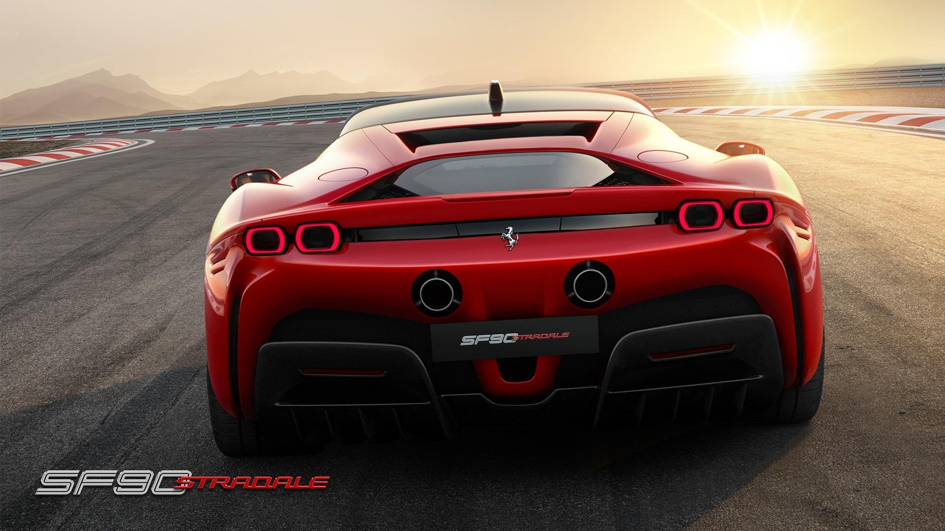 New 2020 Ferrari SF90 Stradale  For Sale In Westport, CT 3211_p5