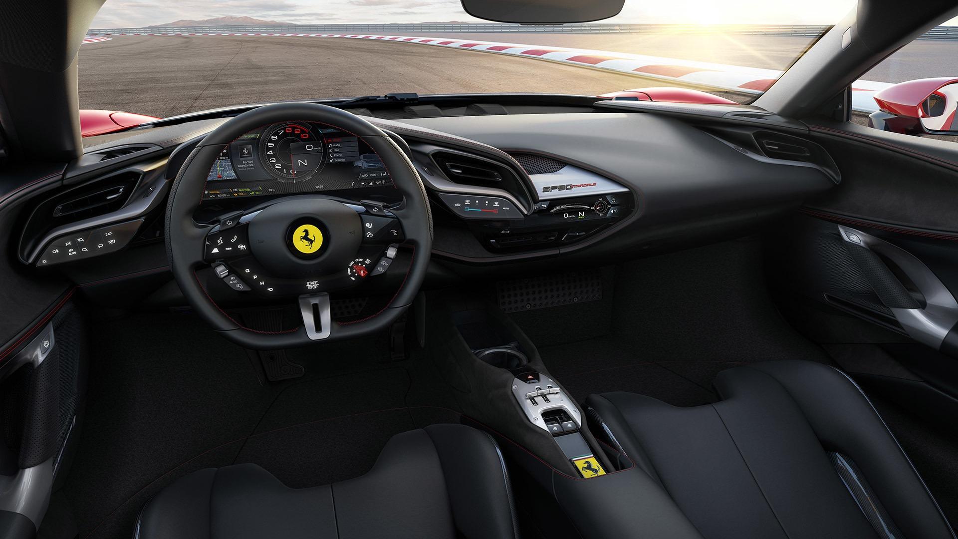 New 2020 Ferrari SF90 Stradale  For Sale In Westport, CT 3211_p7