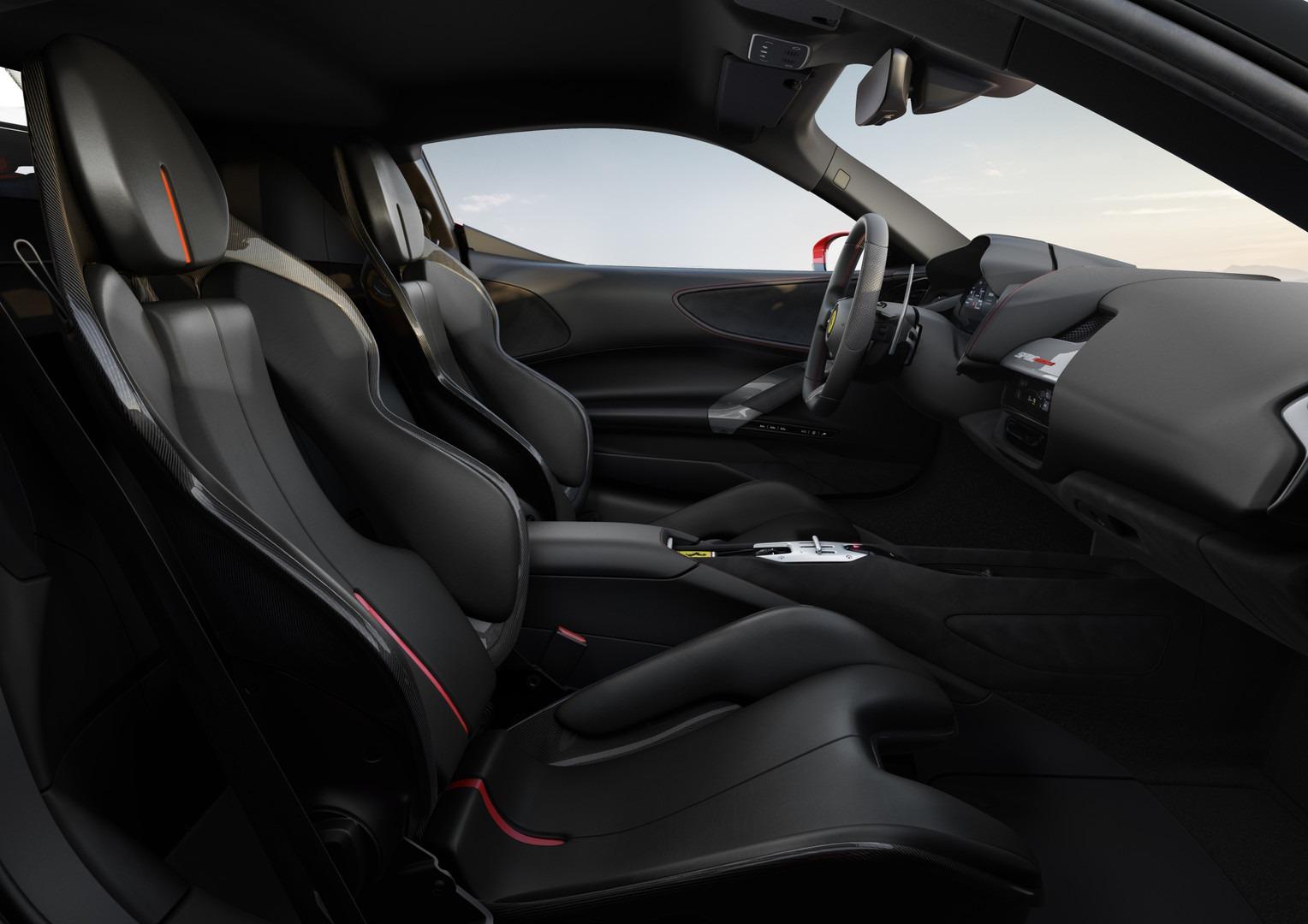 New 2020 Ferrari SF90 Stradale  For Sale In Westport, CT 3211_p8