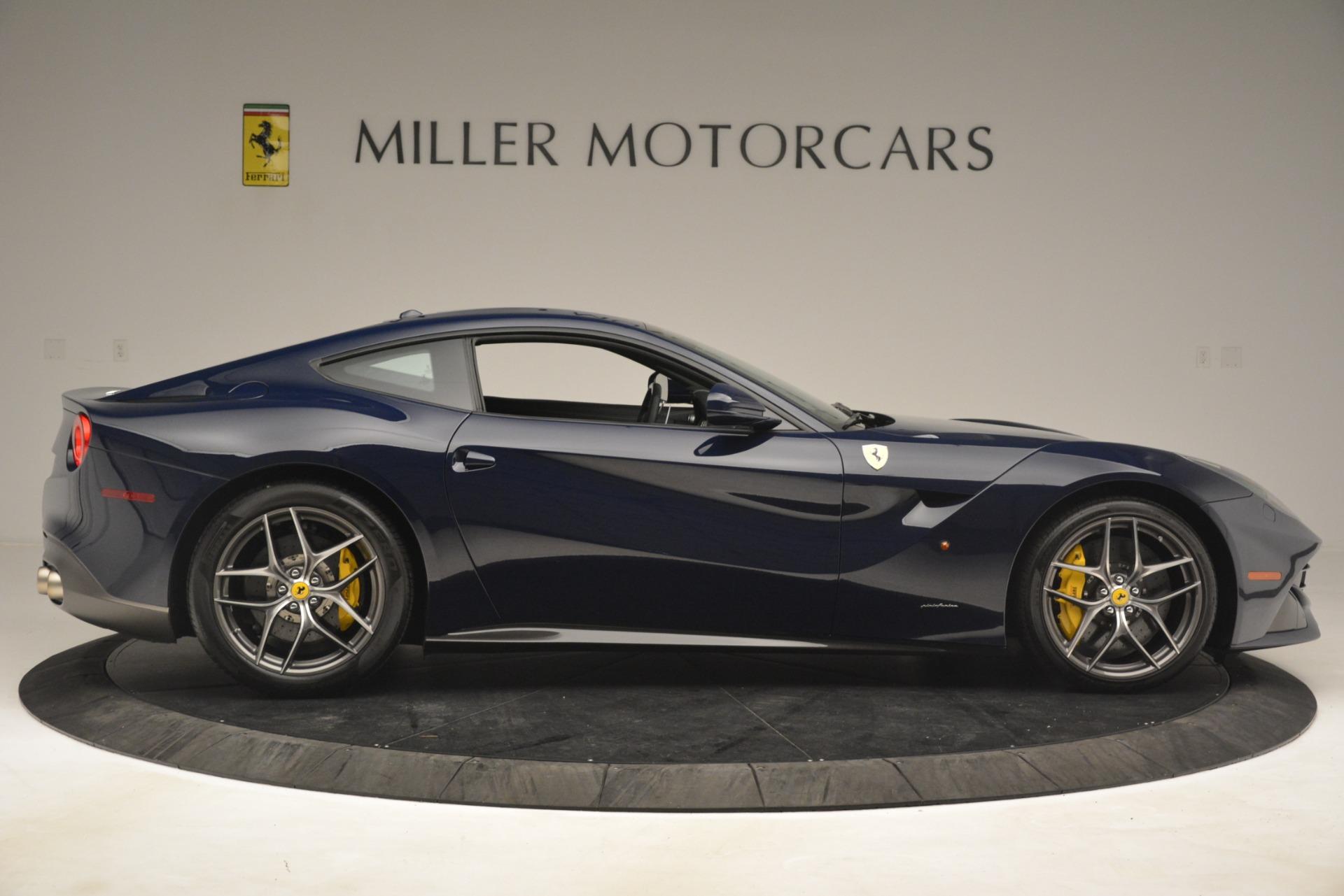 Used 2016 Ferrari F12 Berlinetta  For Sale In Westport, CT 3212_p10