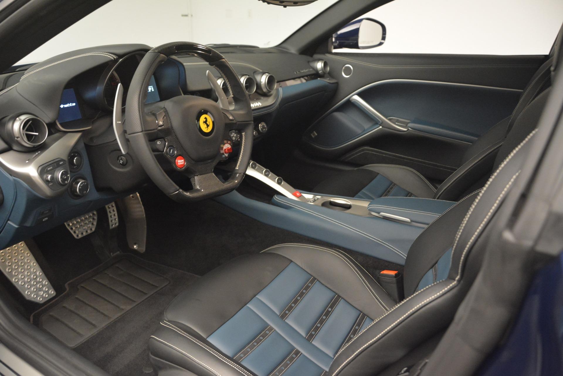 Used 2016 Ferrari F12 Berlinetta  For Sale In Westport, CT 3212_p13