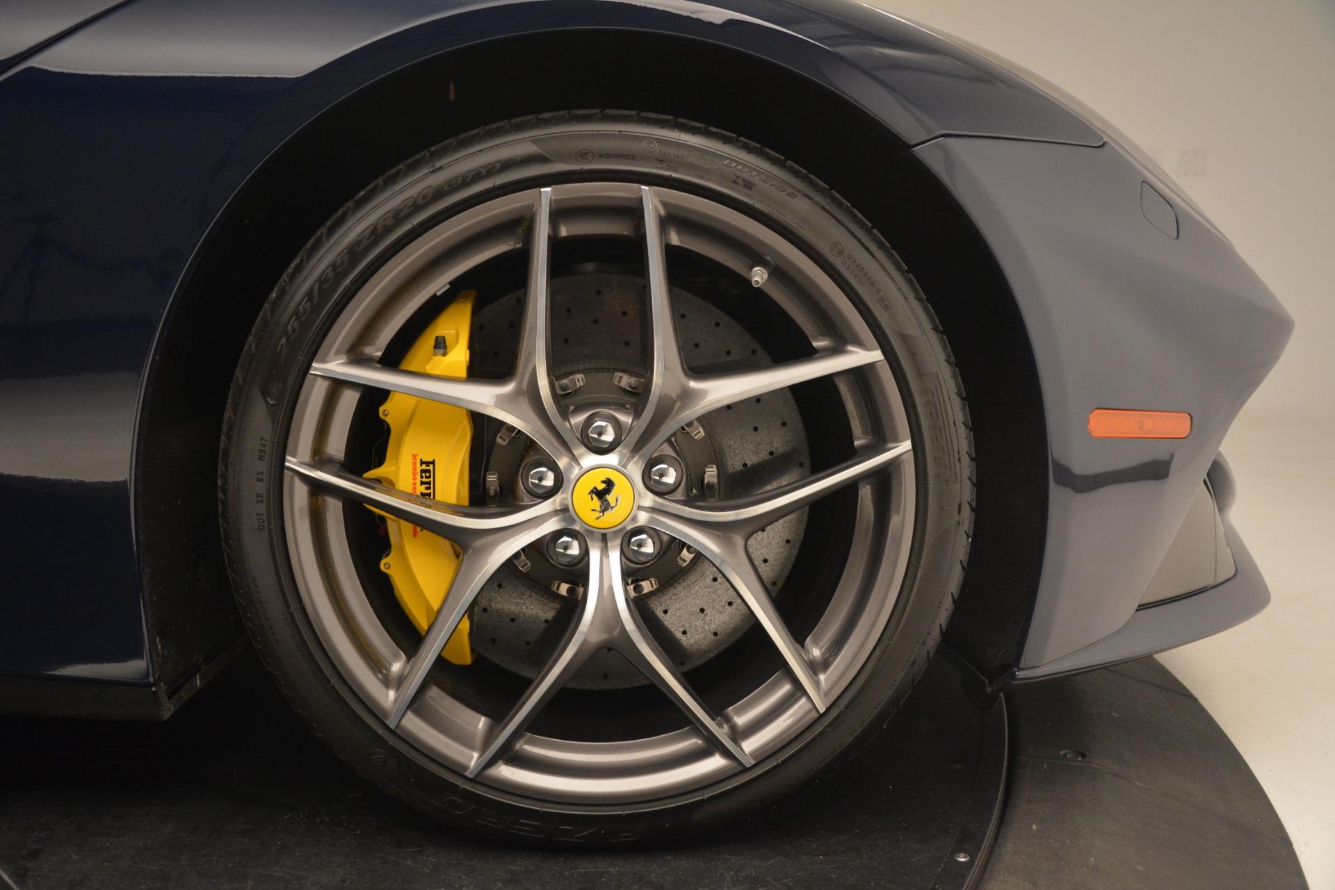 Used 2016 Ferrari F12 Berlinetta  For Sale In Westport, CT 3212_p24