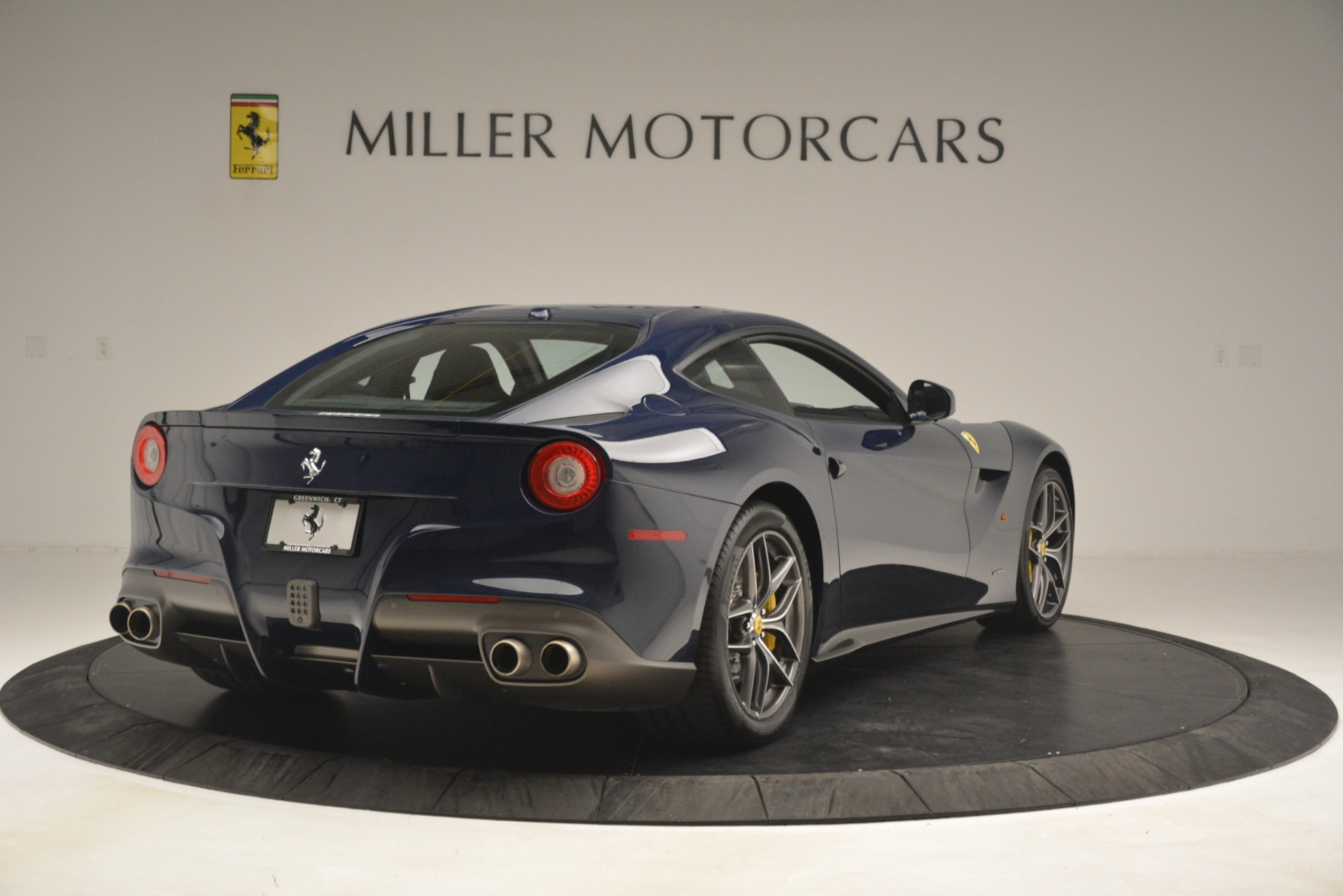 Used 2016 Ferrari F12 Berlinetta  For Sale In Westport, CT 3212_p8