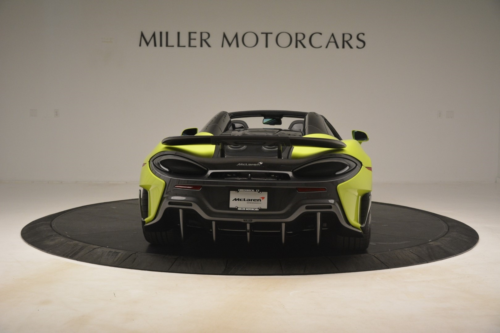New 2020 McLaren 600LT Spider Convertible For Sale In Westport, CT 3213_p12