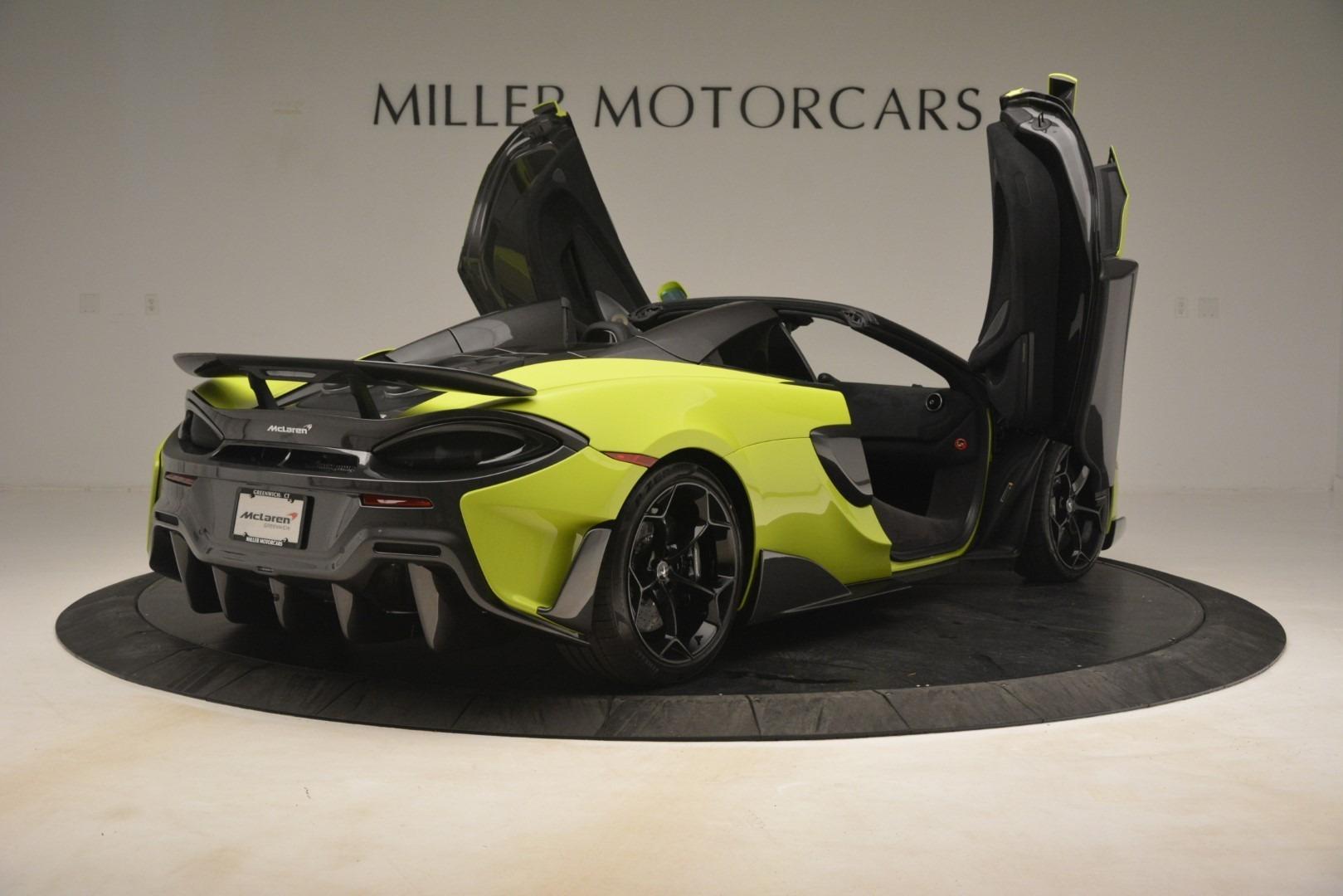 New 2020 McLaren 600LT Spider Convertible For Sale In Westport, CT 3213_p23