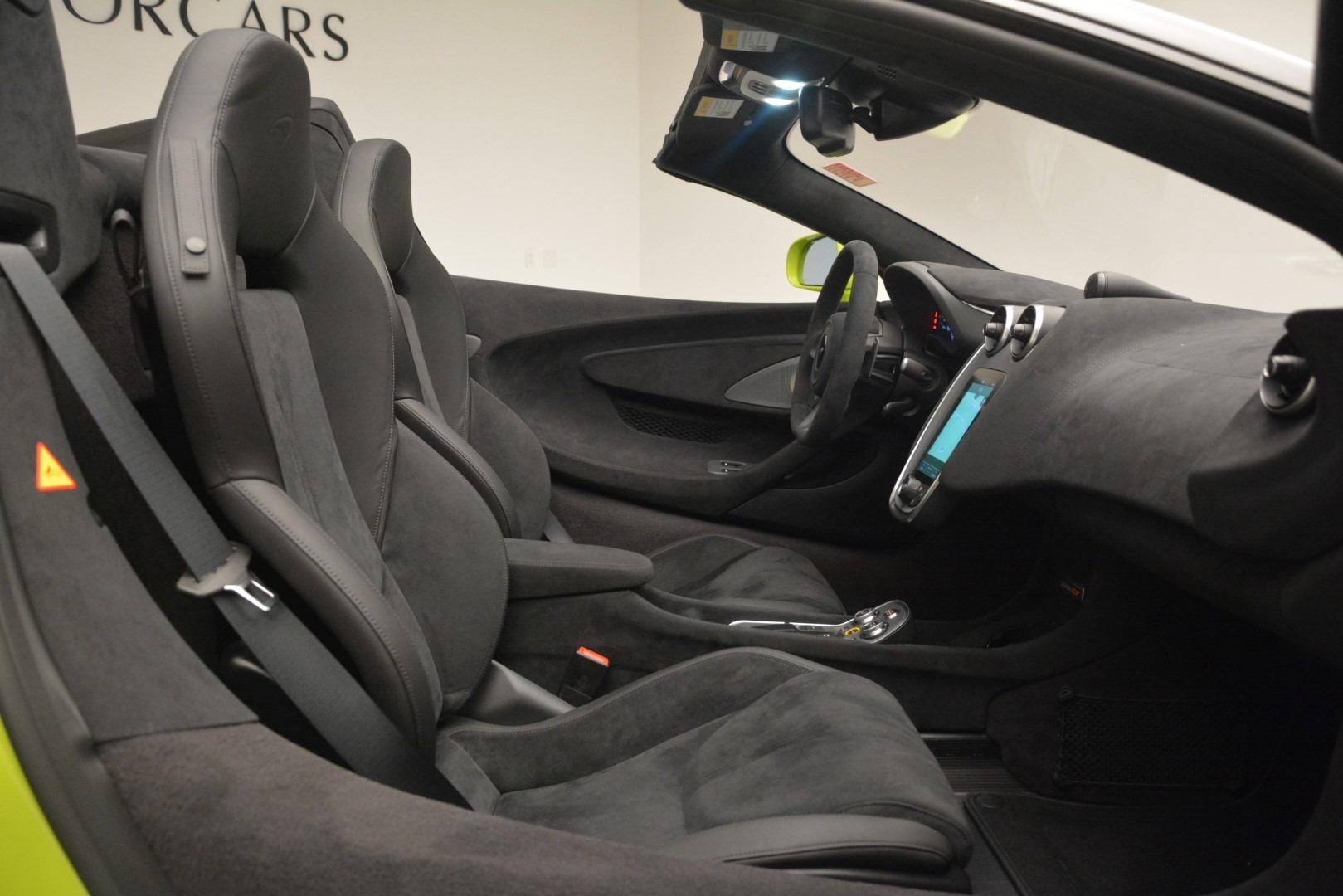 New 2020 McLaren 600LT Spider Convertible For Sale In Westport, CT 3213_p28