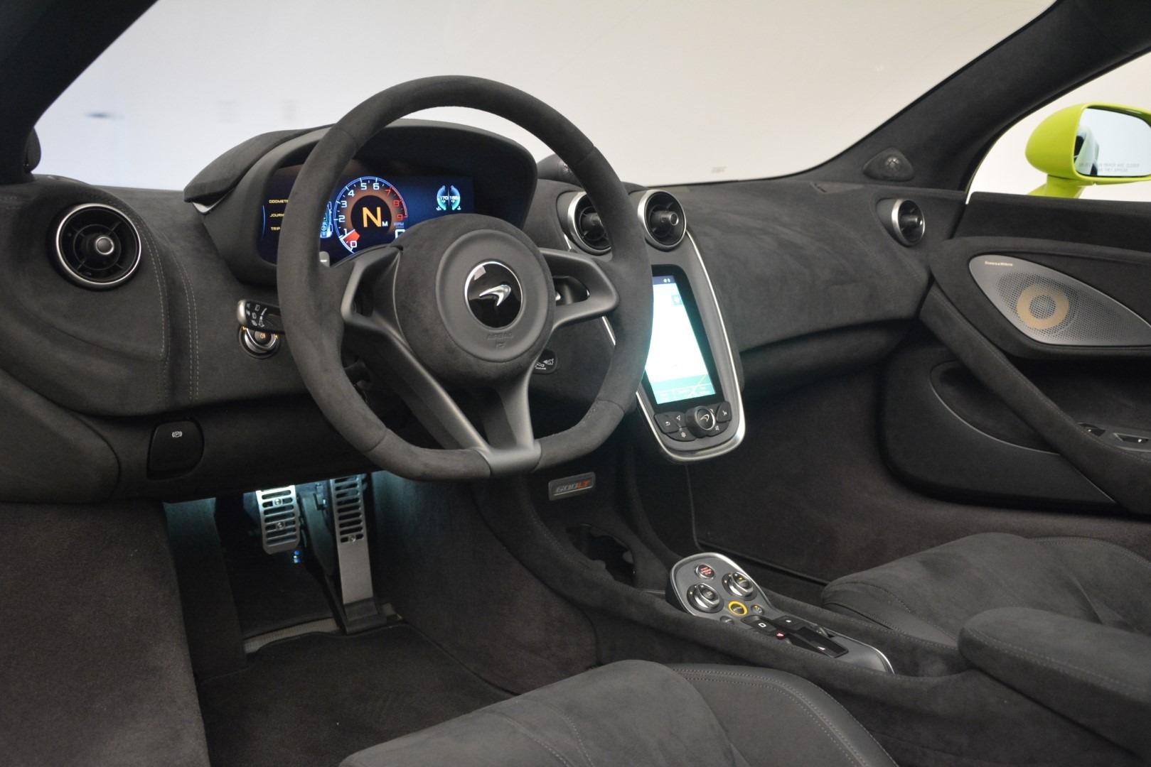 New 2020 McLaren 600LT Spider Convertible For Sale In Westport, CT 3213_p29