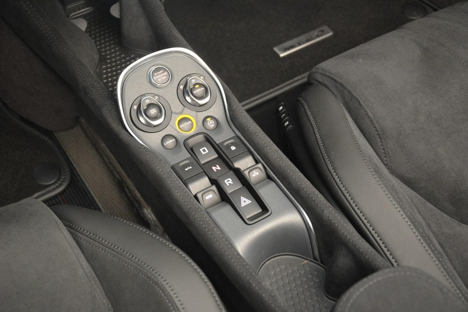 New 2020 McLaren 600LT Spider Convertible For Sale In Westport, CT 3213_p32