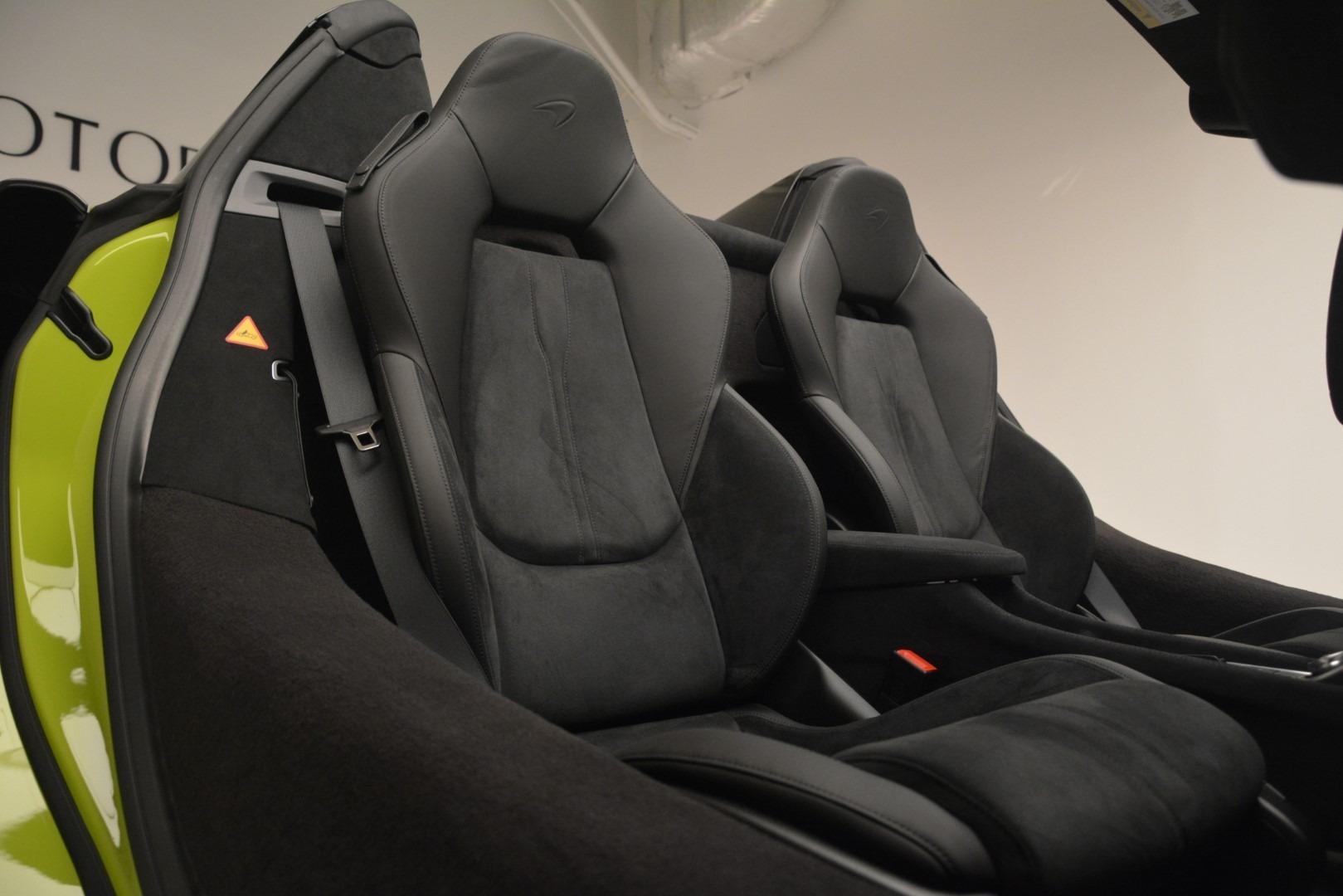 New 2020 McLaren 600LT Spider Convertible For Sale In Westport, CT 3213_p34