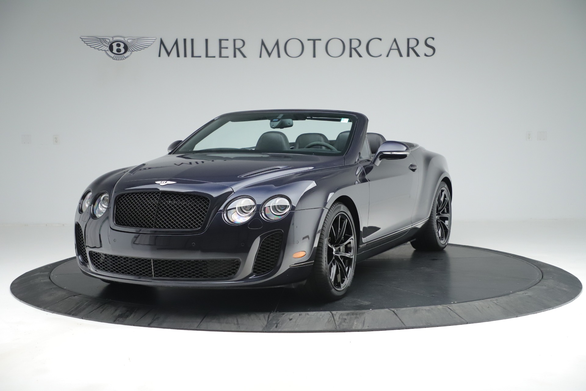Used 2012 Bentley Continental Supersports Supersports For Sale In Westport, CT 3214_main