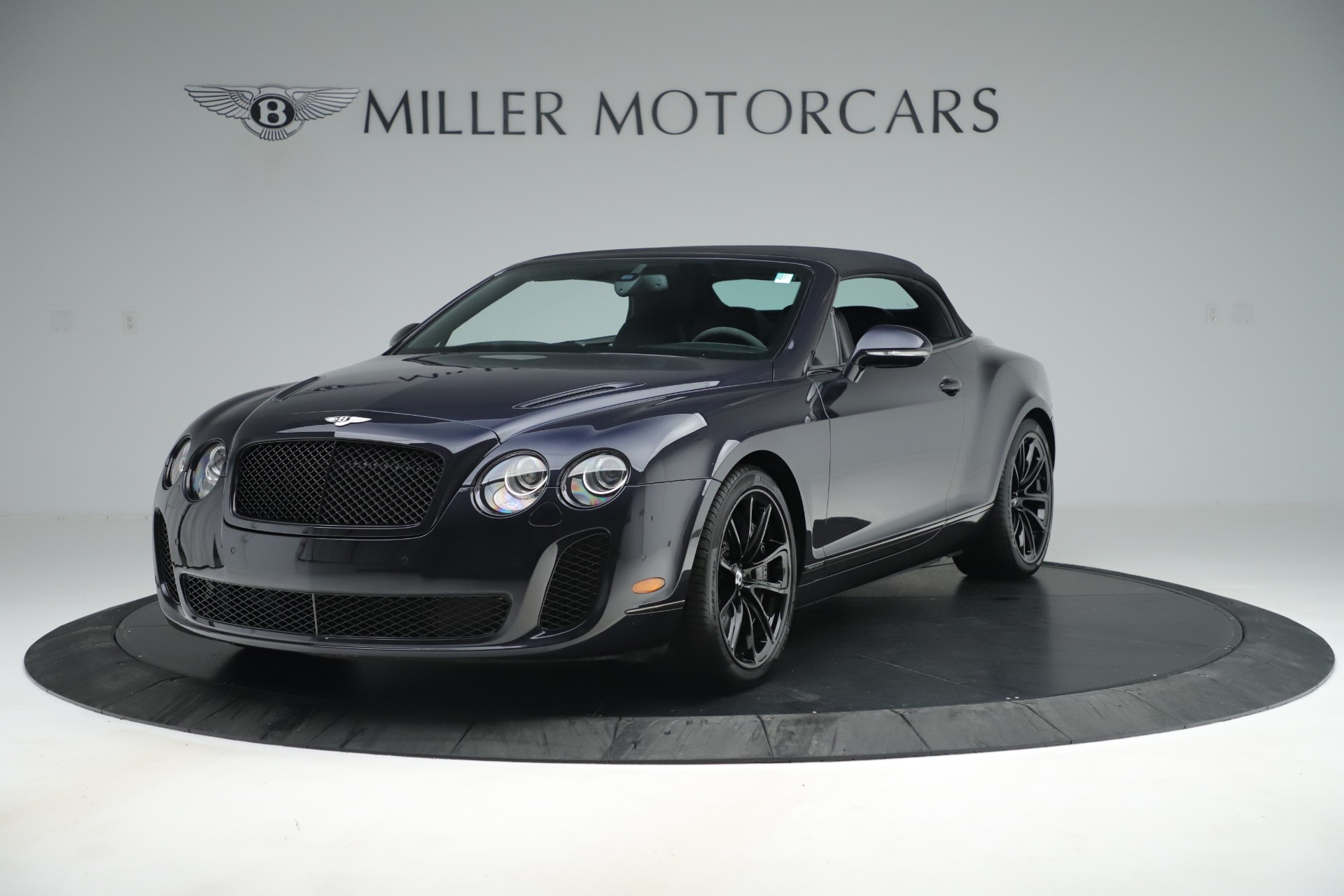 Used 2012 Bentley Continental GT Supersports For Sale In Westport, CT 3214_p13