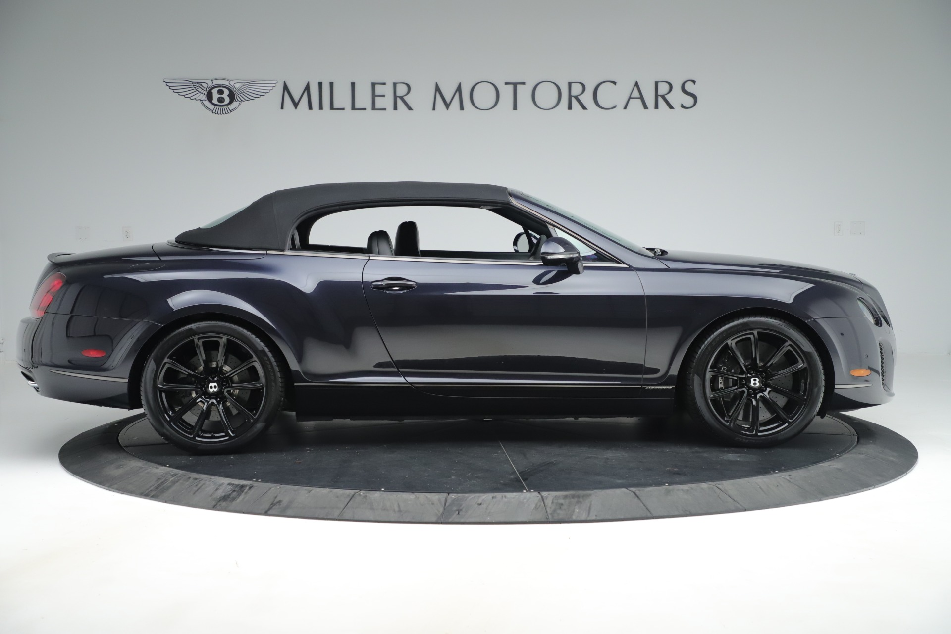 Used 2012 Bentley Continental GT Supersports For Sale In Westport, CT 3214_p17