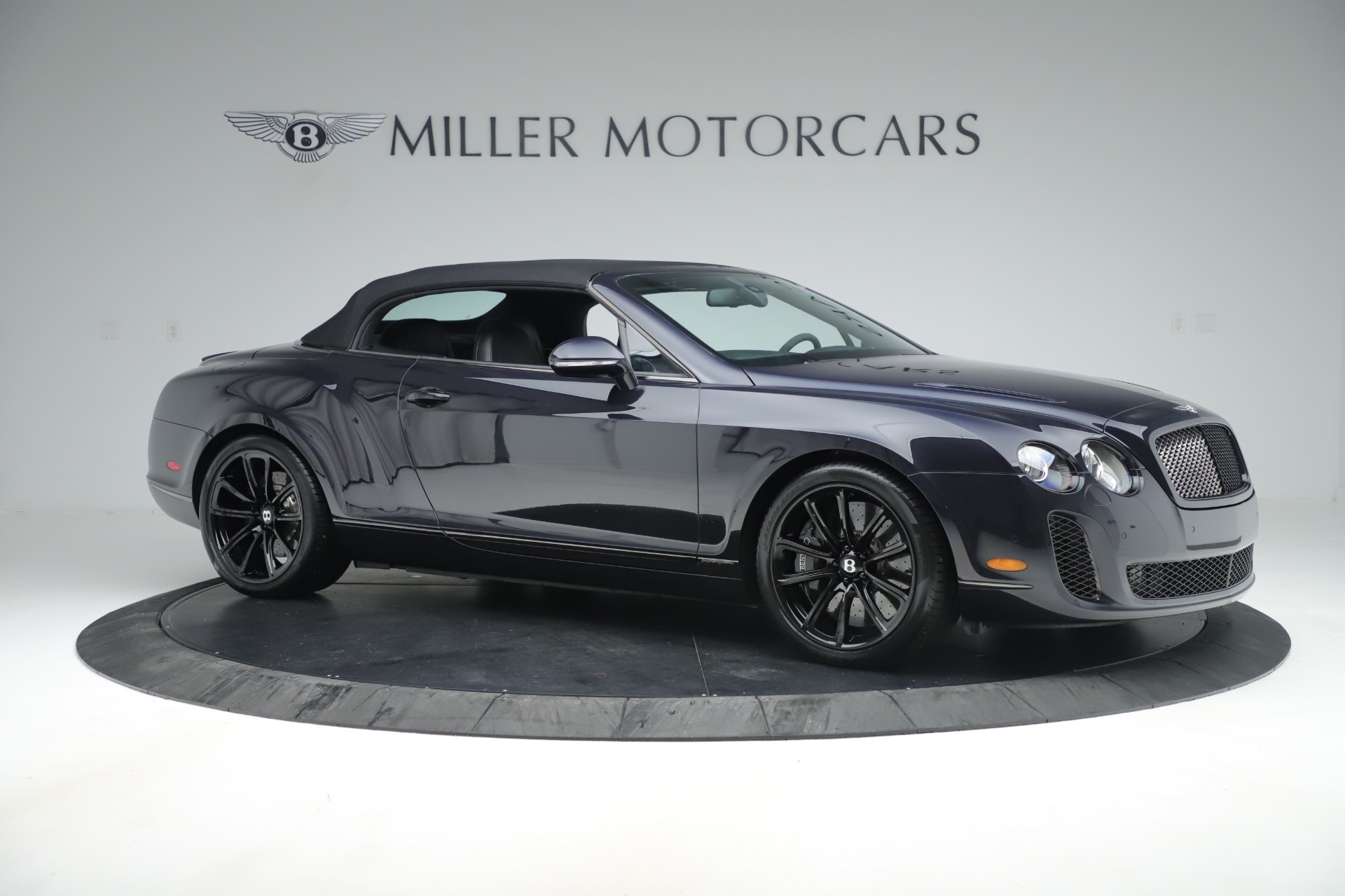 Used 2012 Bentley Continental GT Supersports For Sale In Westport, CT 3214_p18