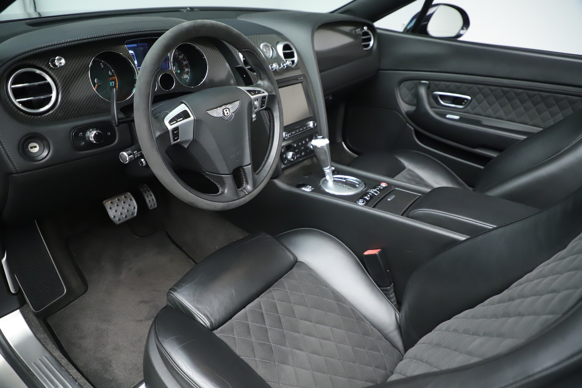 Used 2012 Bentley Continental GT Supersports For Sale In Westport, CT 3214_p22