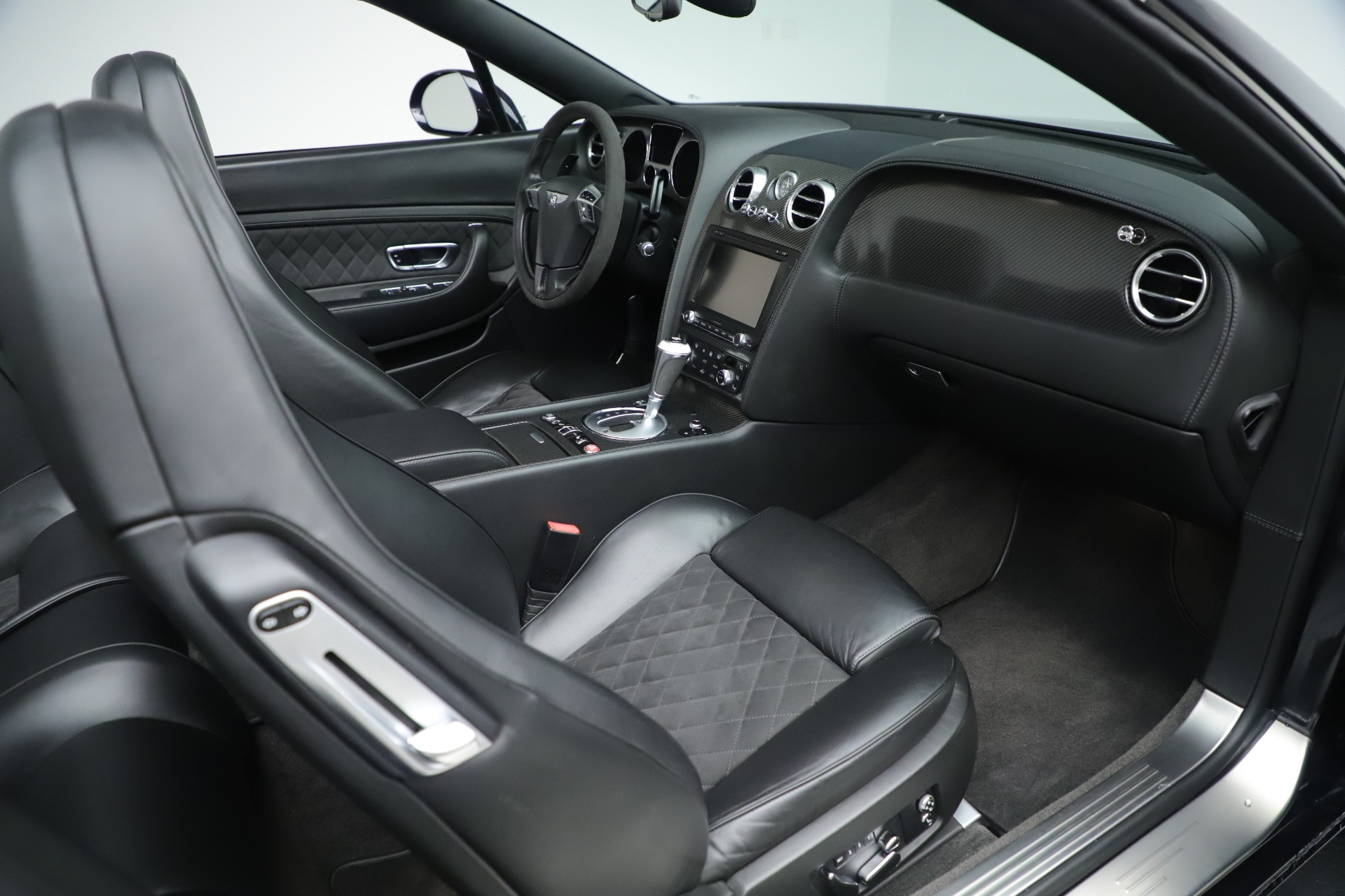 Used 2012 Bentley Continental GT Supersports For Sale In Westport, CT 3214_p28