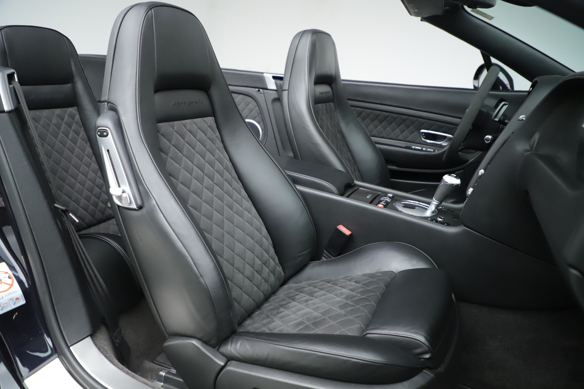 Used 2012 Bentley Continental GT Supersports For Sale In Westport, CT 3214_p30