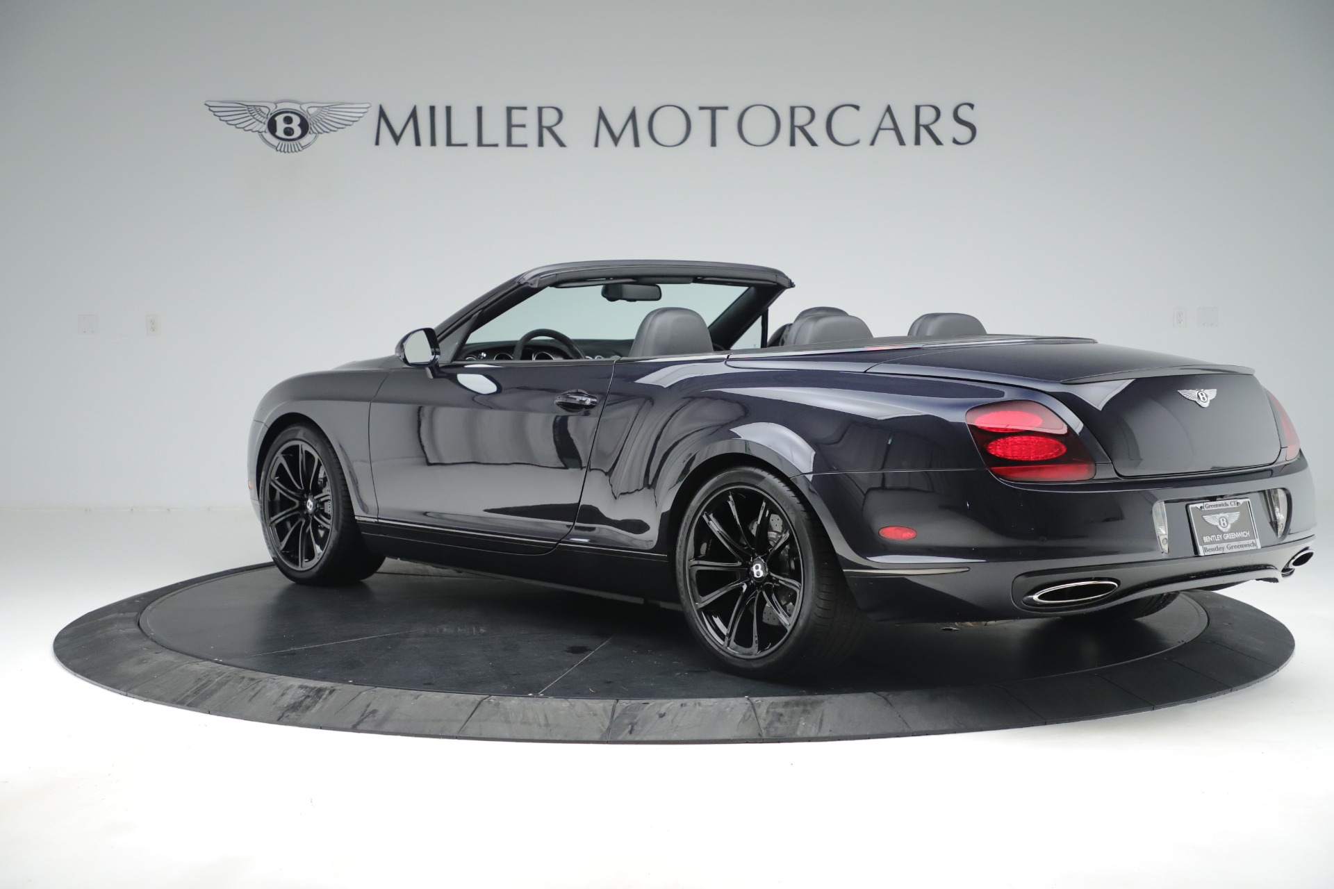 Used 2012 Bentley Continental GT Supersports For Sale In Westport, CT 3214_p4