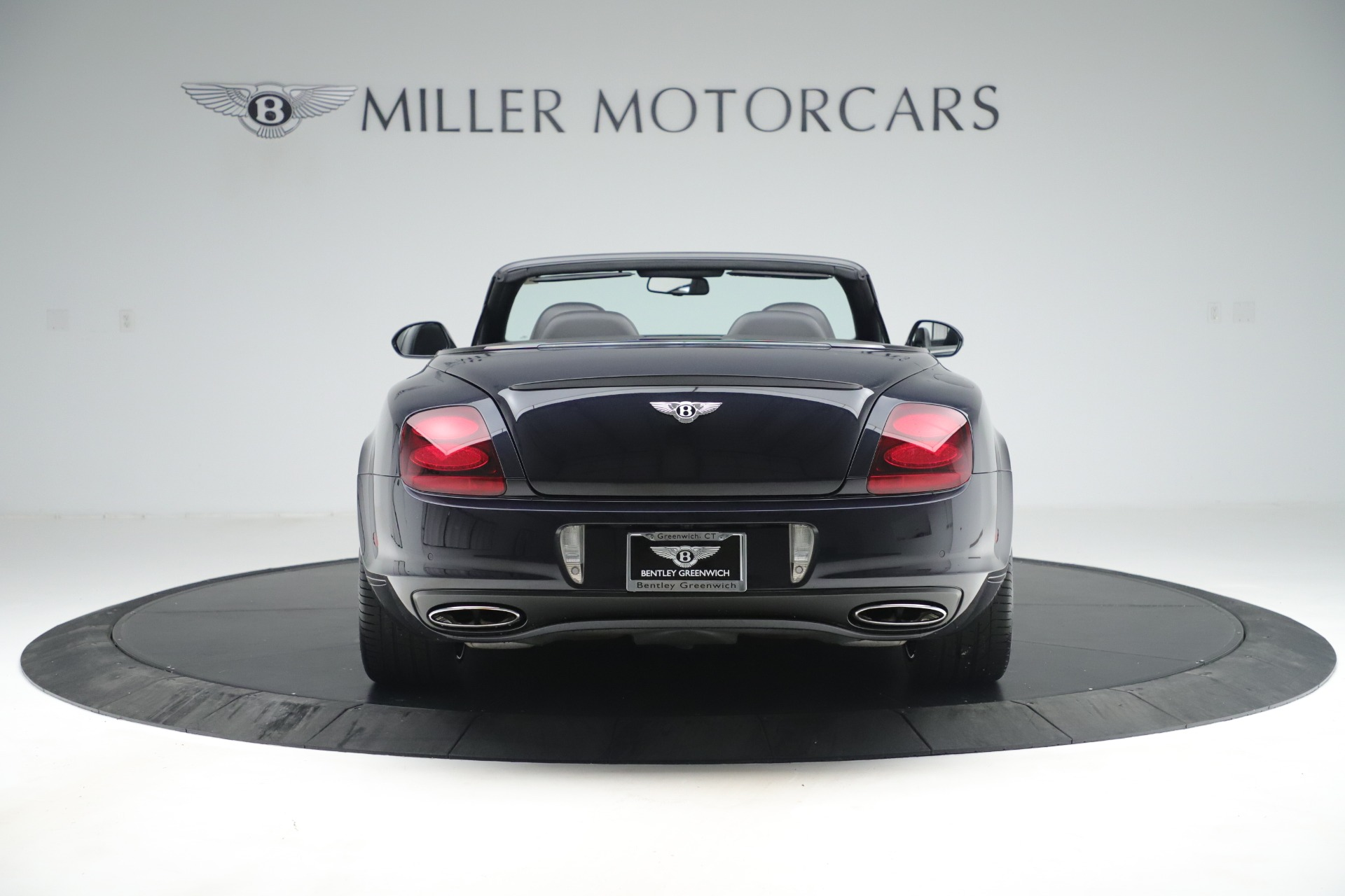 Used 2012 Bentley Continental GT Supersports For Sale In Westport, CT 3214_p6