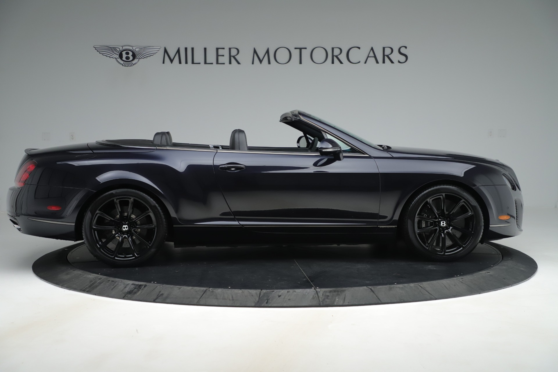 Used 2012 Bentley Continental GT Supersports For Sale In Westport, CT 3214_p9