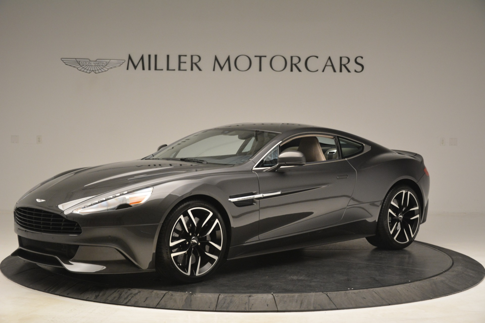 Used 2016 Aston Martin Vanquish Coupe For Sale In Westport, CT 3215_main