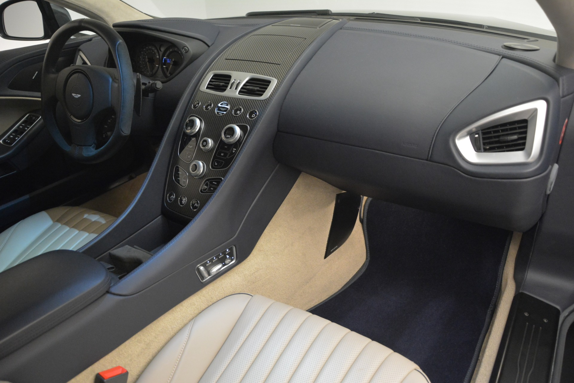Used 2016 Aston Martin Vanquish Coupe For Sale In Westport, CT 3215_p20