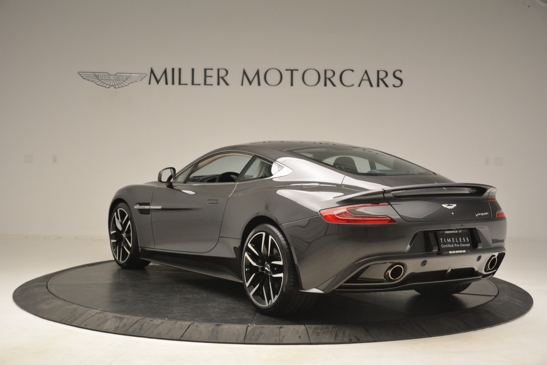 Used 2016 Aston Martin Vanquish Coupe For Sale In Westport, CT 3215_p5