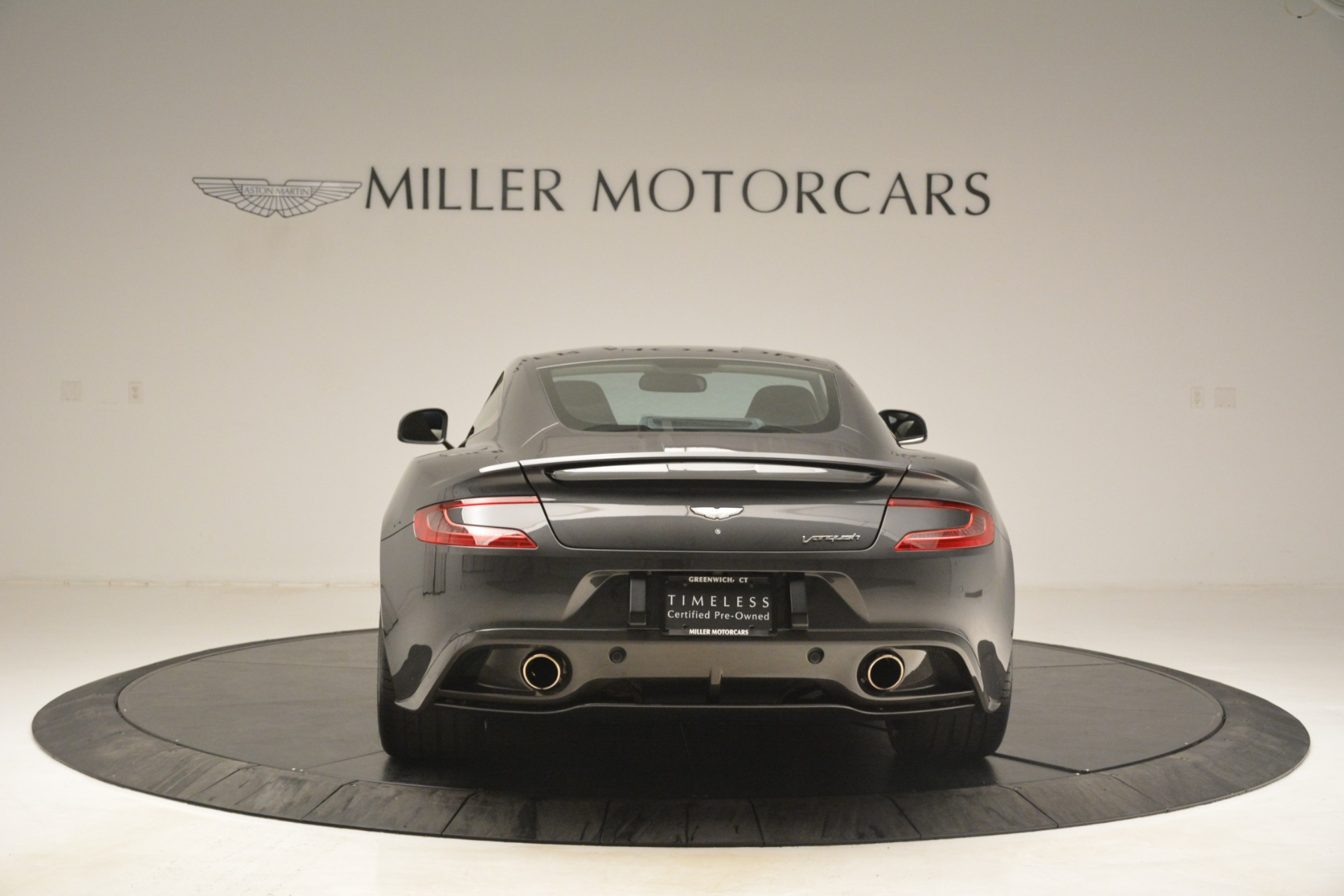 Used 2016 Aston Martin Vanquish Coupe For Sale In Westport, CT 3215_p6