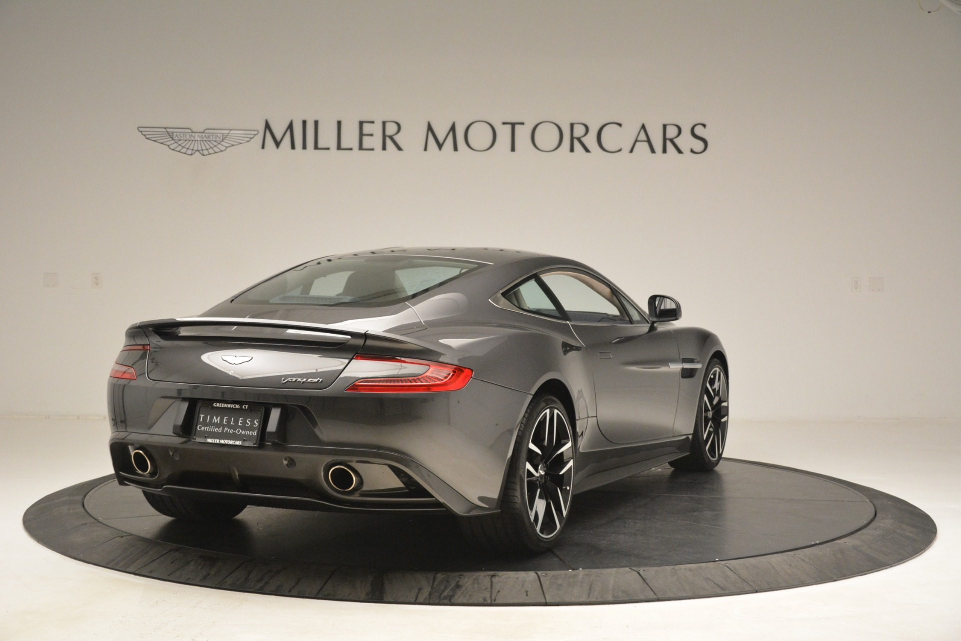 Used 2016 Aston Martin Vanquish Coupe For Sale In Westport, CT 3215_p7