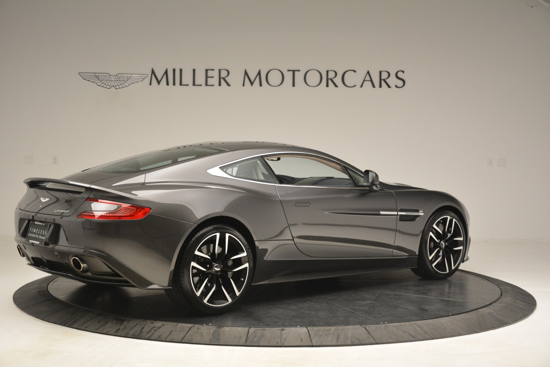 Used 2016 Aston Martin Vanquish Coupe For Sale In Westport, CT 3215_p8