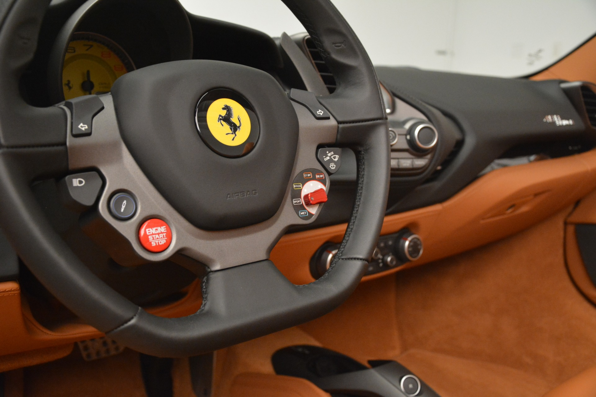 Used 2019 Ferrari 488 Spider  For Sale In Westport, CT 3216_p29