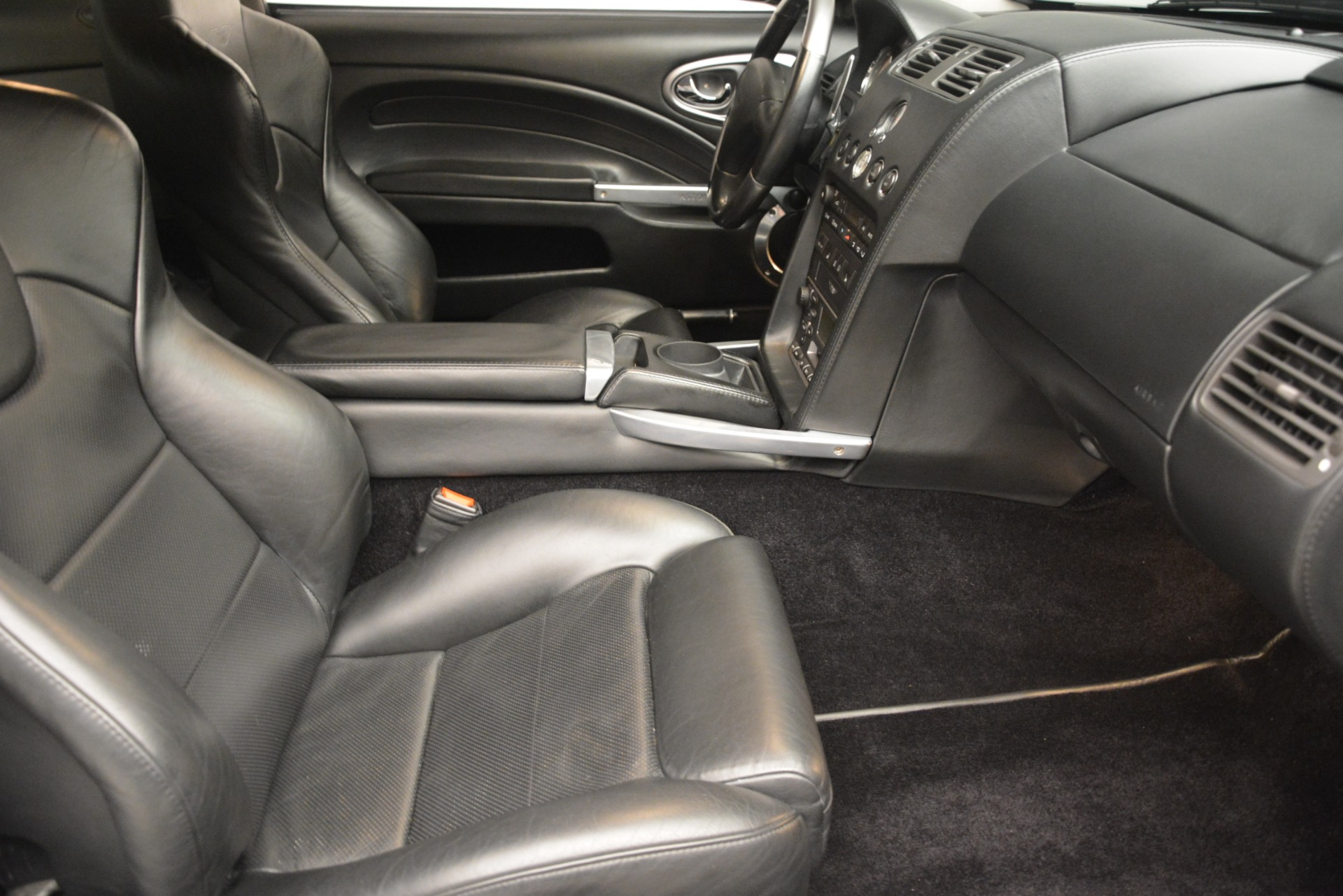 Used 2005 Aston Martin V12 Vanquish S Coupe For Sale In Westport, CT 3218_p21