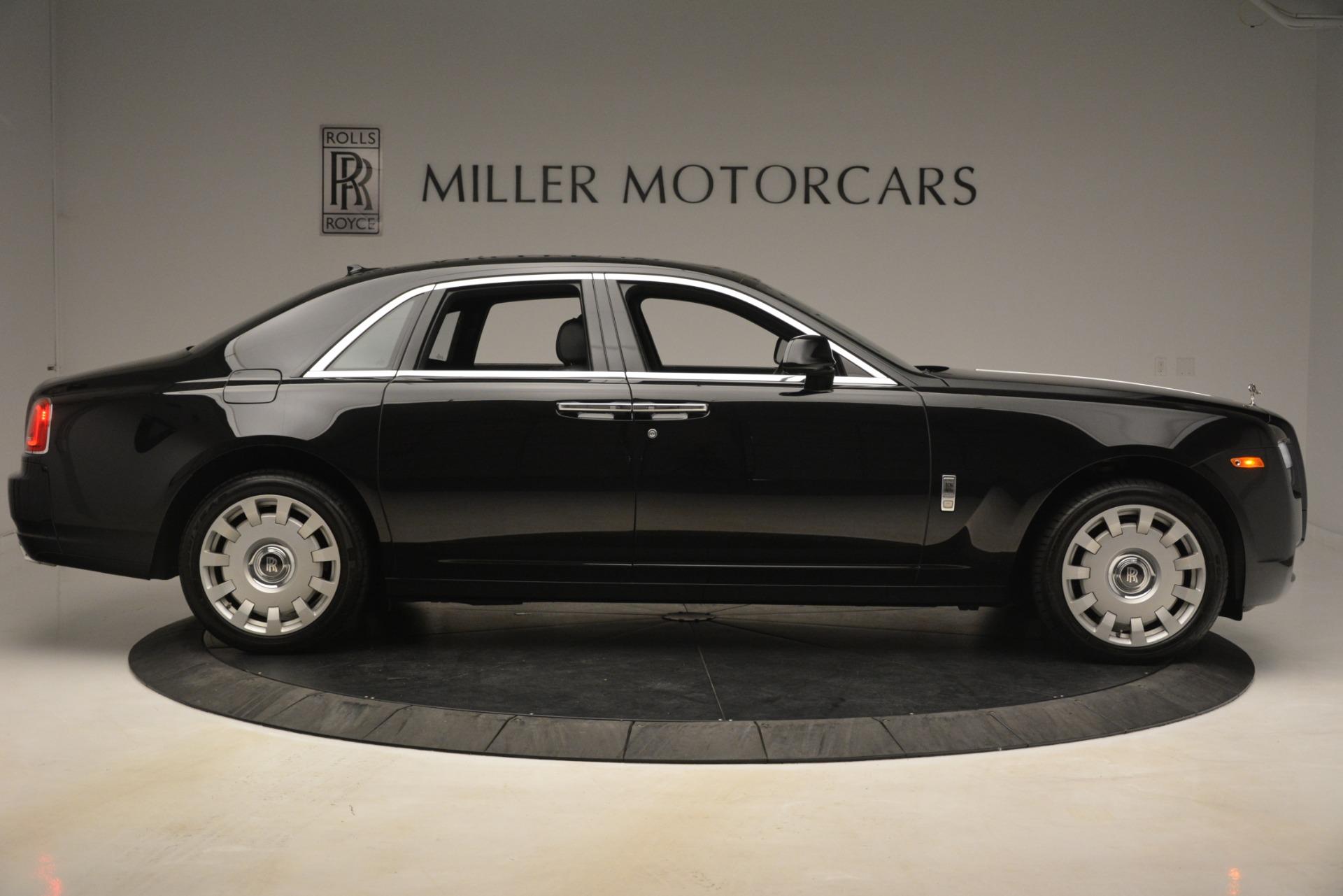 Used 2014 Rolls-Royce Ghost  For Sale In Westport, CT 3220_p11