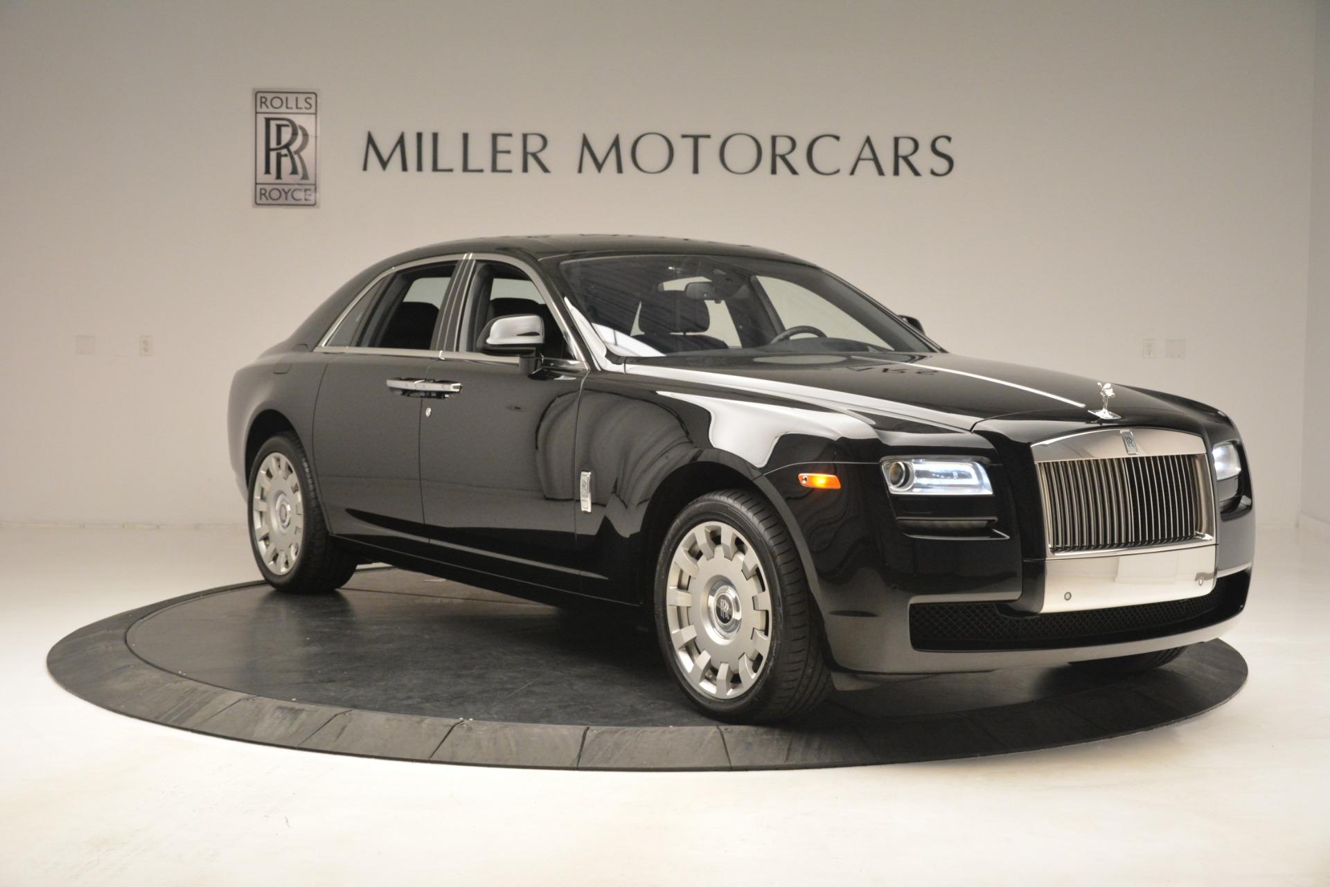 Used 2014 Rolls-Royce Ghost  For Sale In Westport, CT 3220_p13