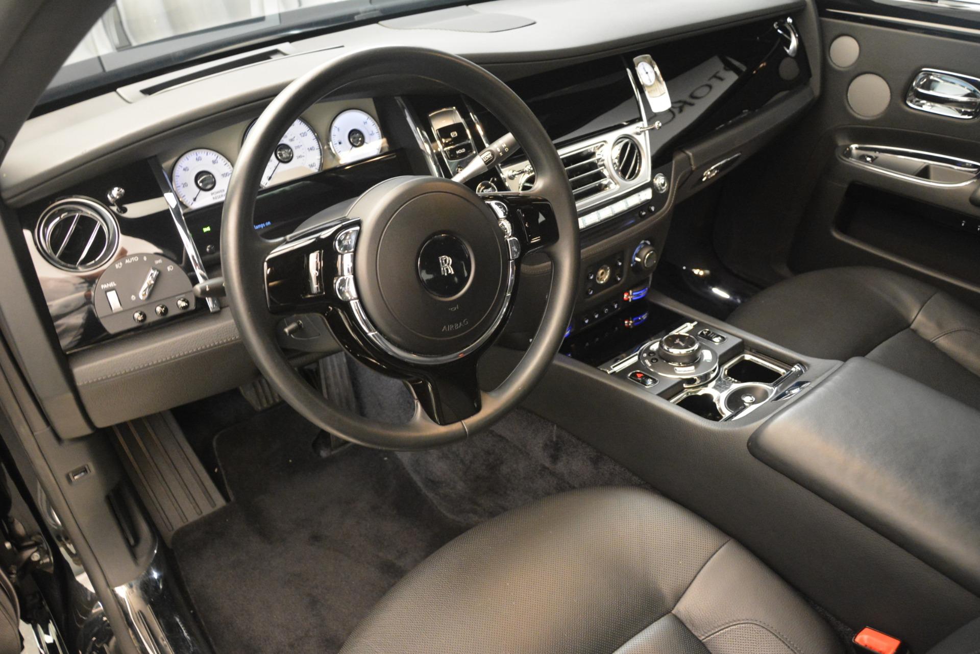 Used 2014 Rolls-Royce Ghost  For Sale In Westport, CT 3220_p14