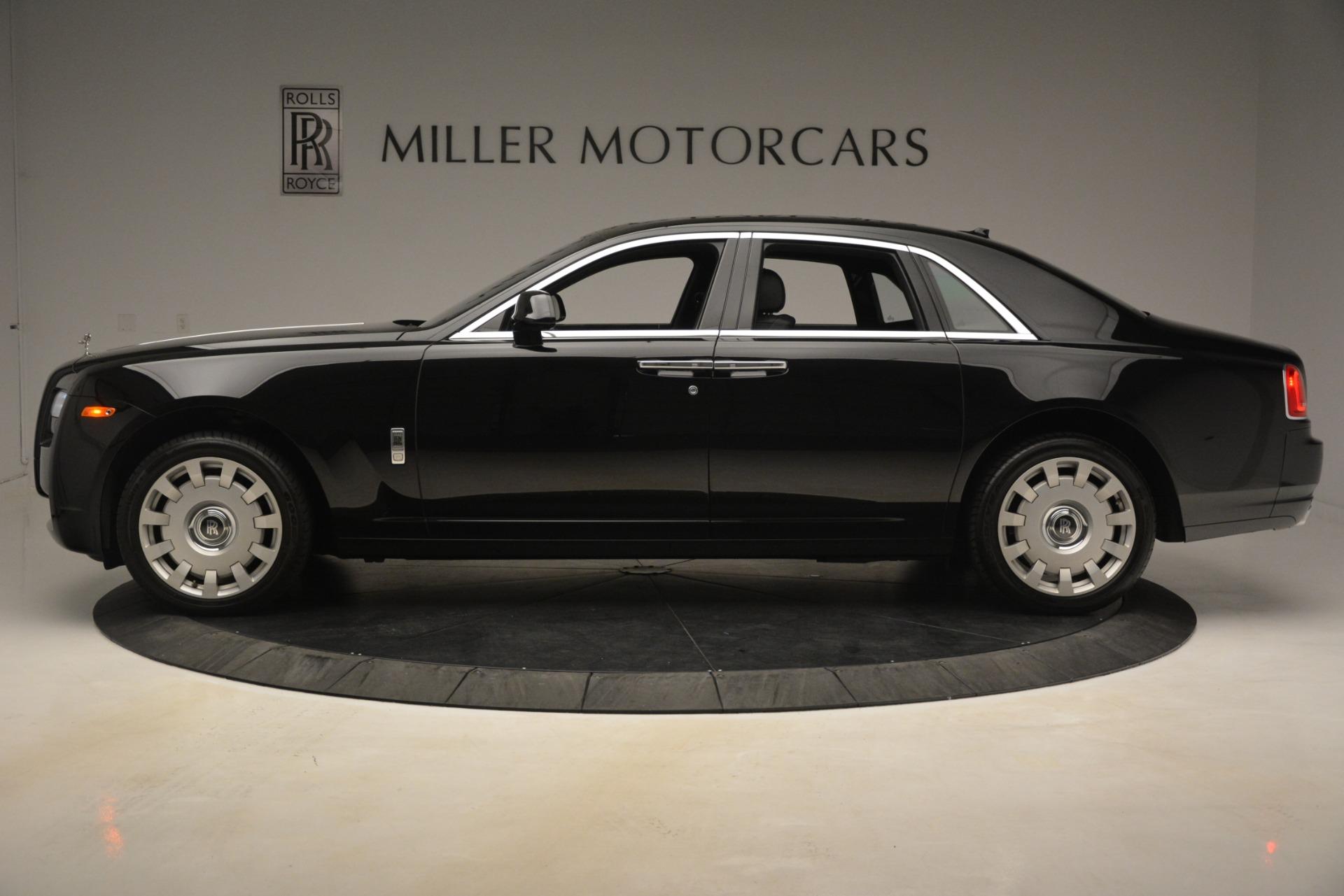 Used 2014 Rolls-Royce Ghost  For Sale In Westport, CT 3220_p4