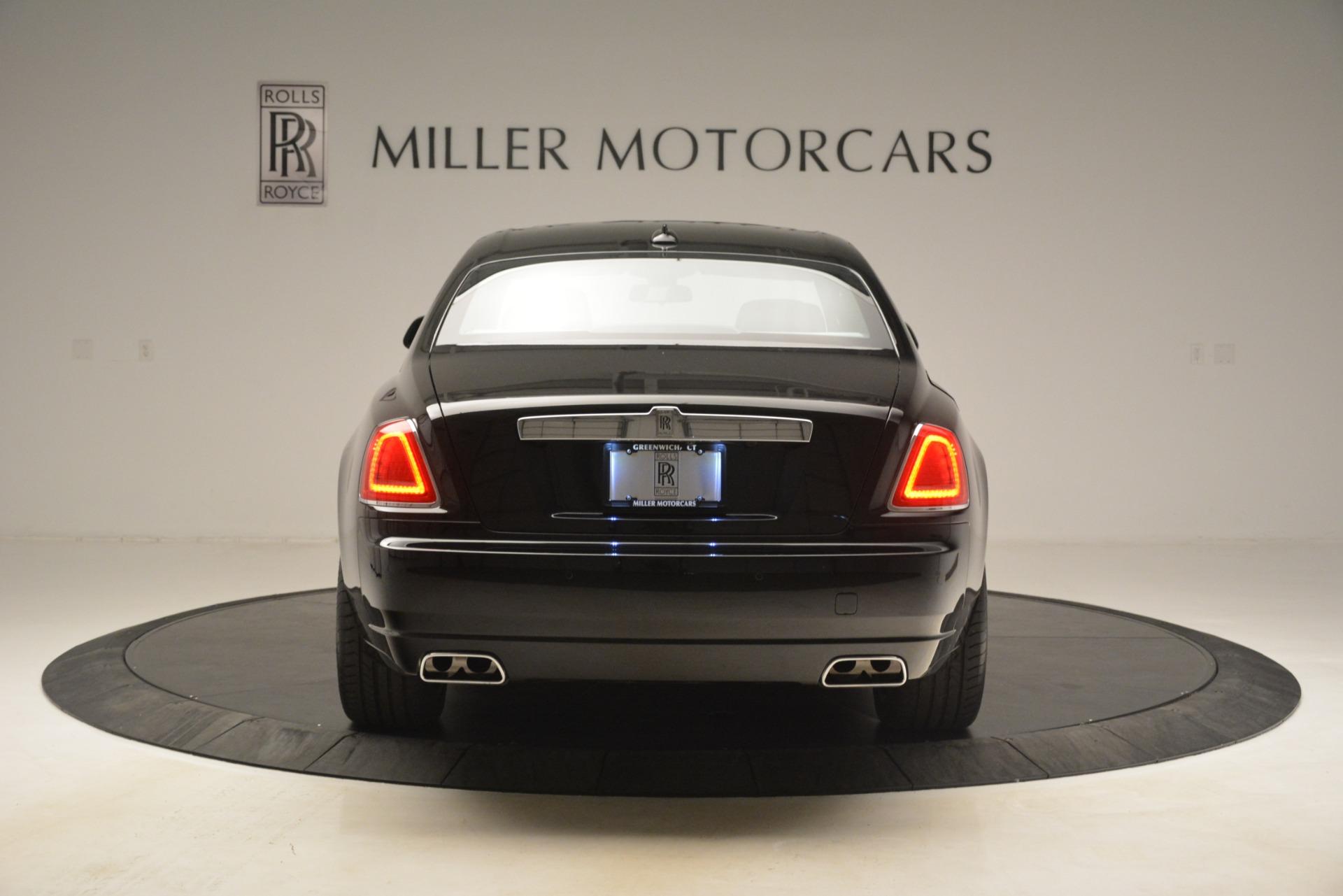 Used 2014 Rolls-Royce Ghost  For Sale In Westport, CT 3220_p8