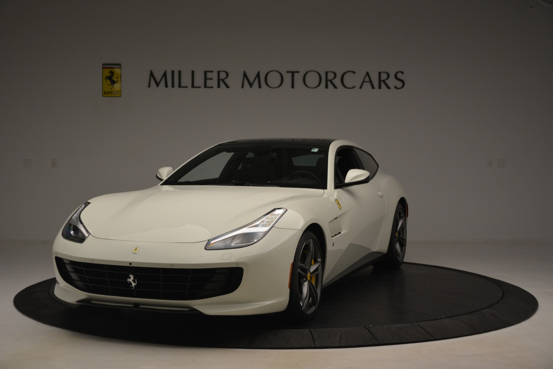 Used 2018 Ferrari GTC4Lusso  For Sale In Westport, CT 3221_main