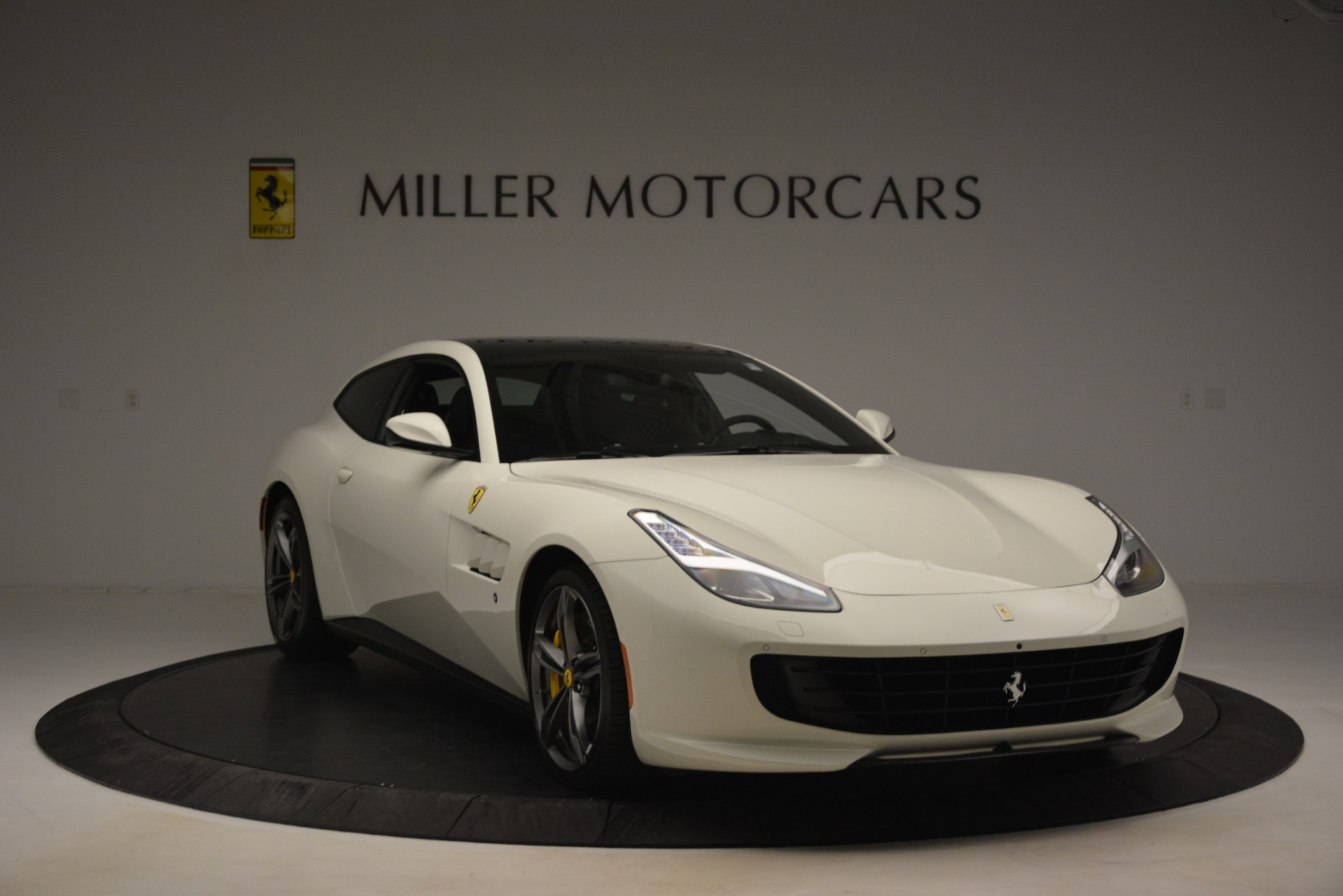 Used 2018 Ferrari GTC4Lusso  For Sale In Westport, CT 3221_p12