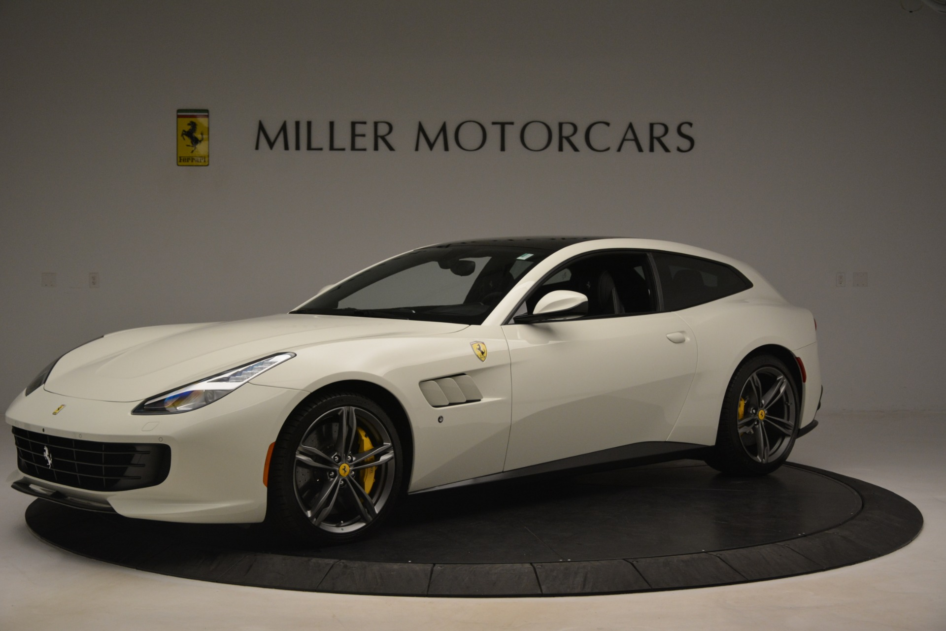 Used 2018 Ferrari GTC4Lusso  For Sale In Westport, CT 3221_p2