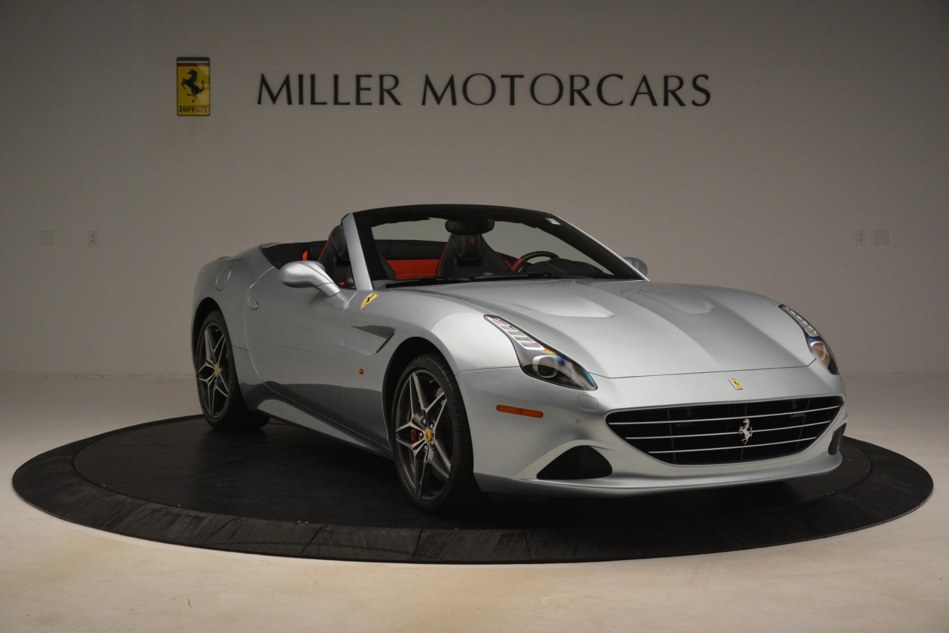 Used 2016 Ferrari California T  For Sale In Westport, CT 3224_p11