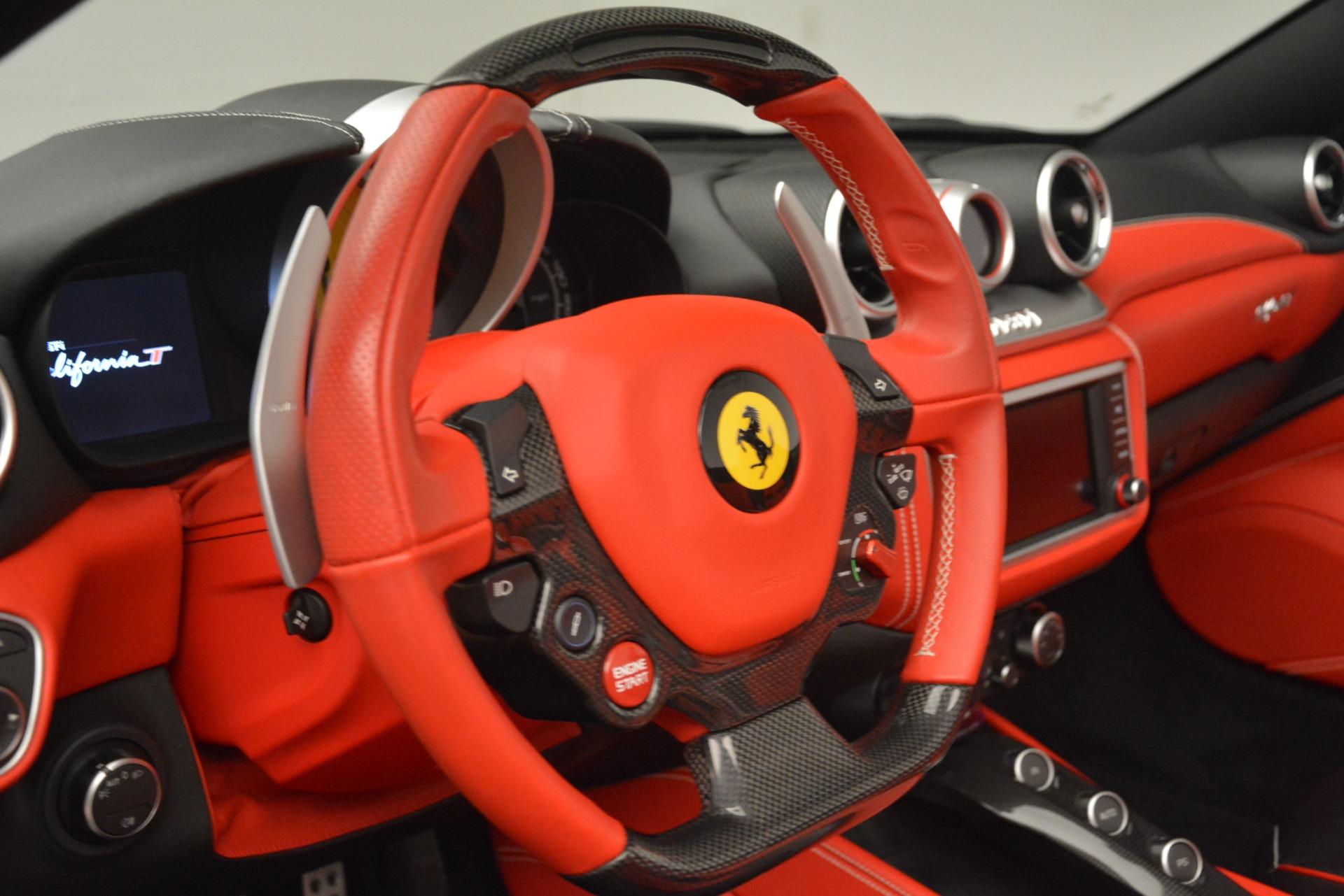 Used 2016 Ferrari California T  For Sale In Westport, CT 3224_p22