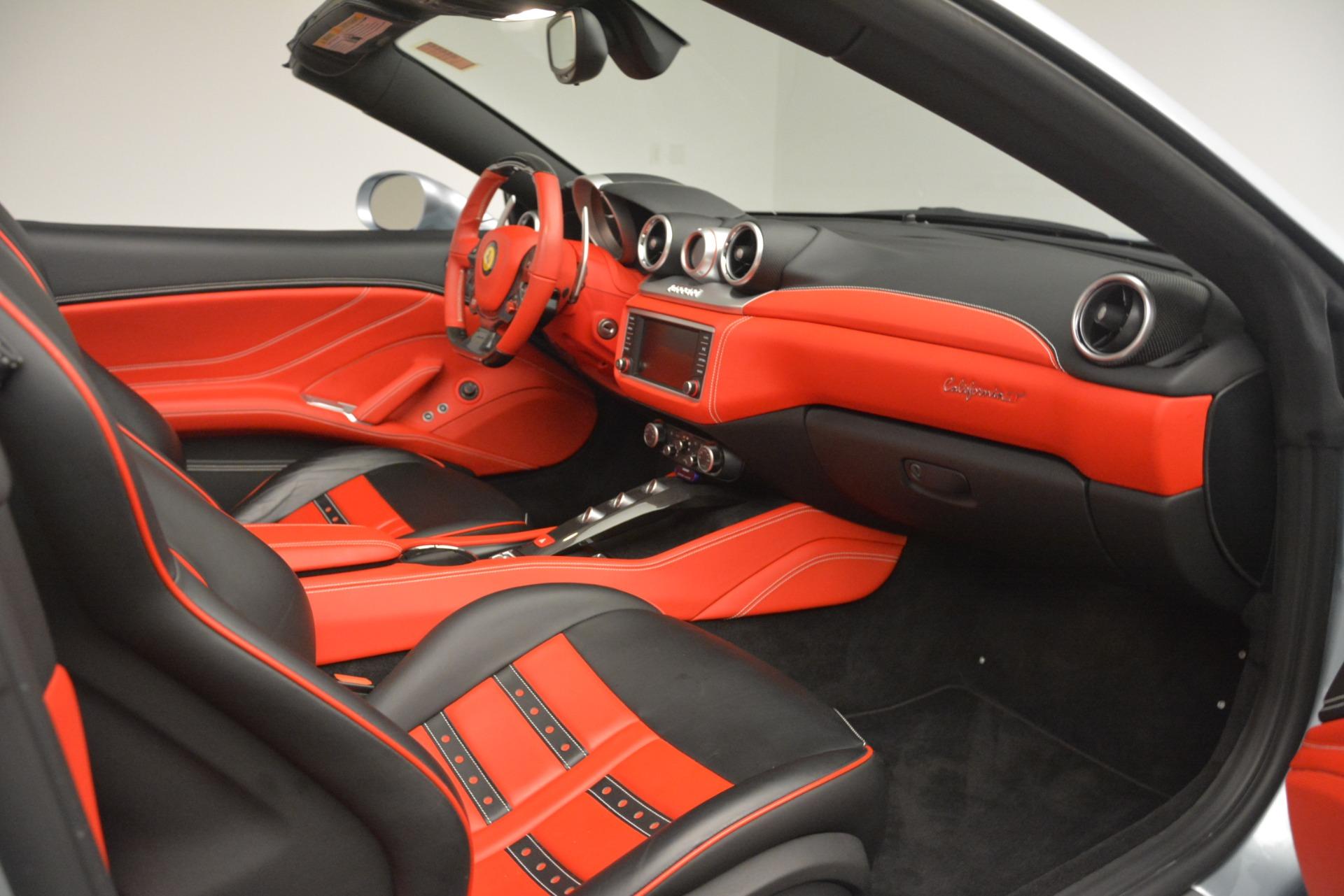 Used 2016 Ferrari California T  For Sale In Westport, CT 3224_p24